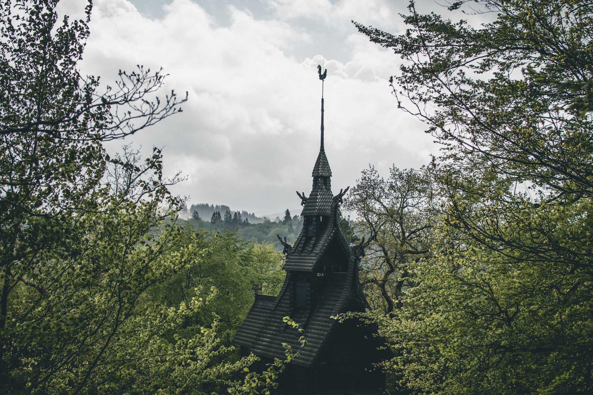 stavkirke wBergen
