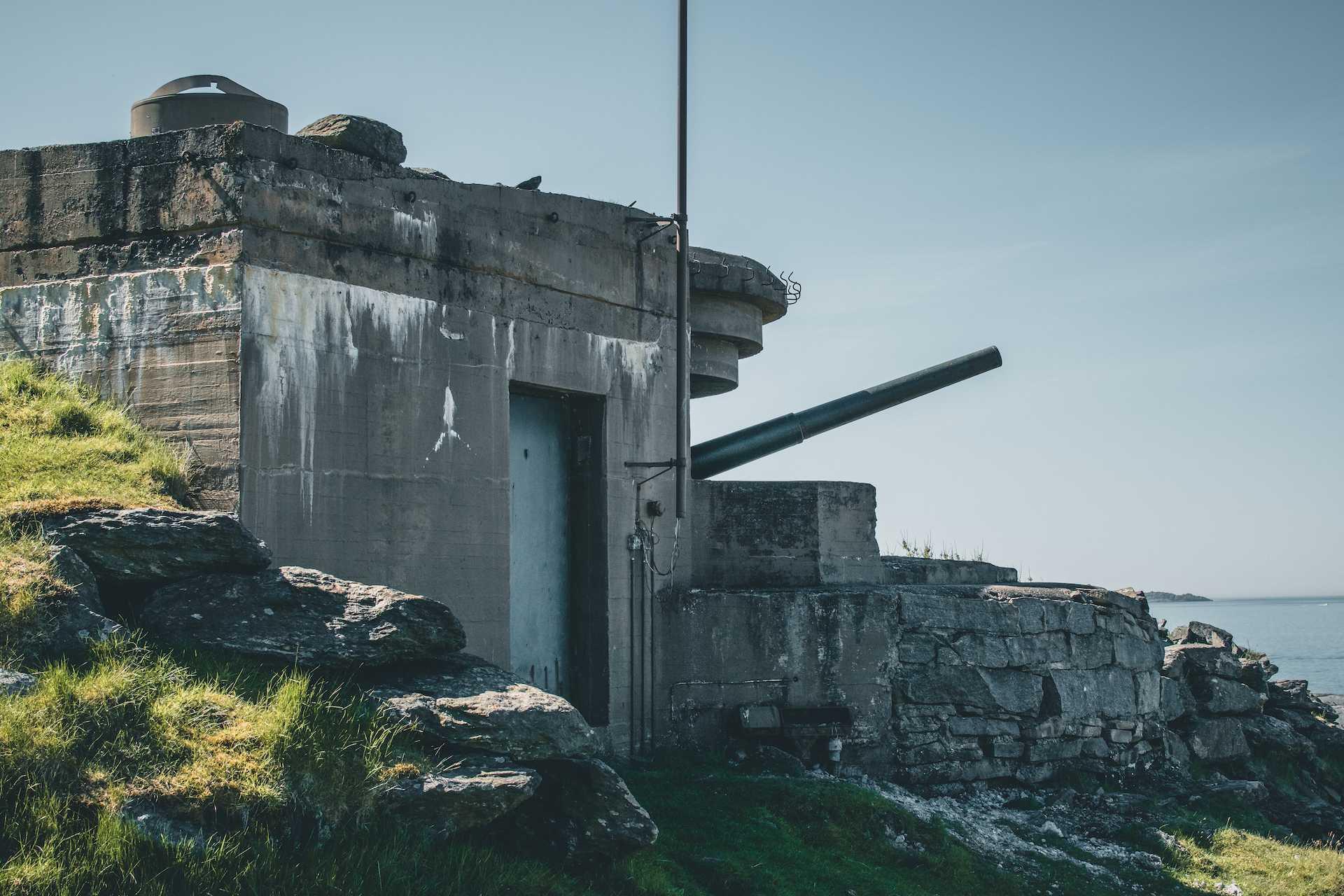 Fort Fjøløy
