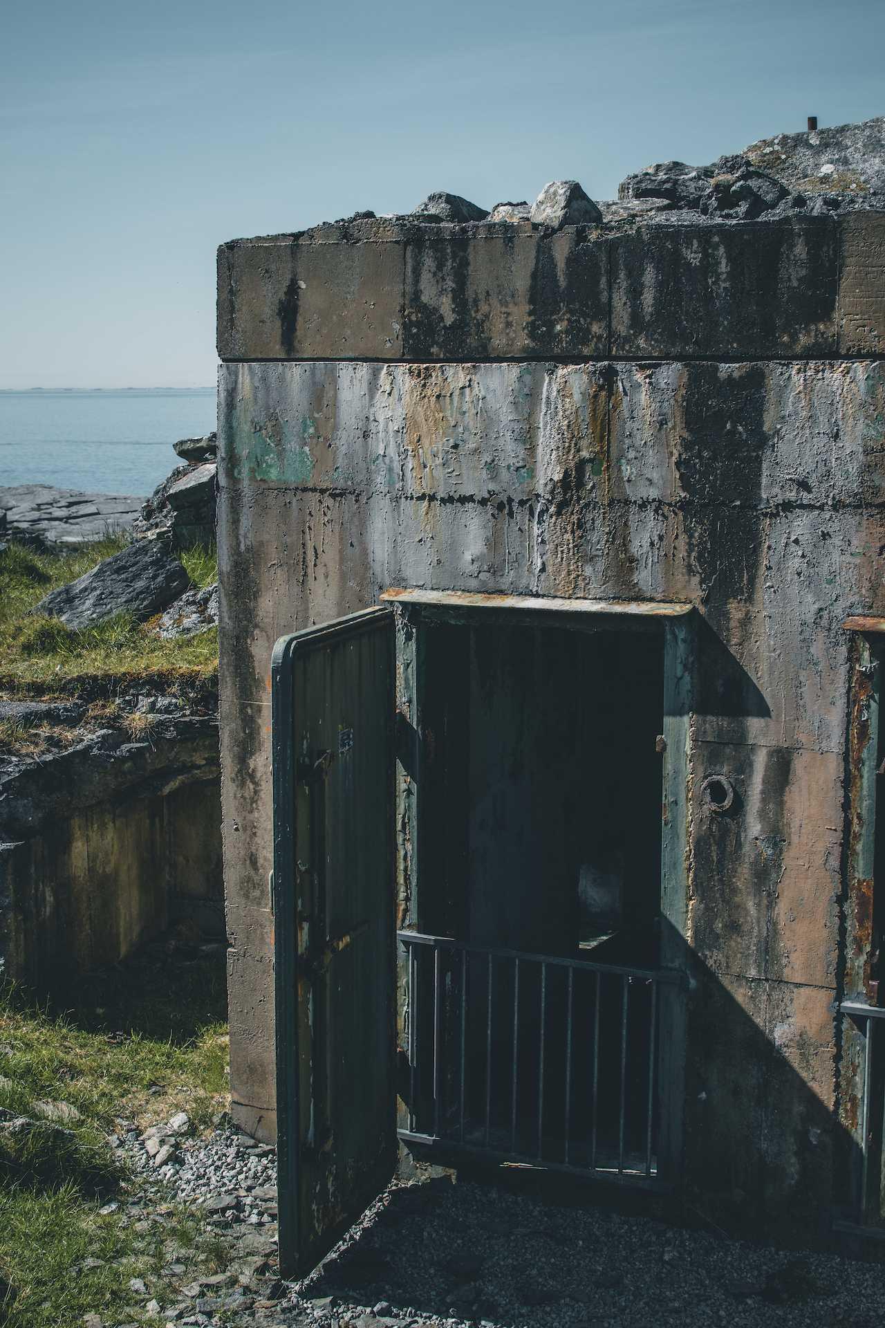 bunkry wNorwegii