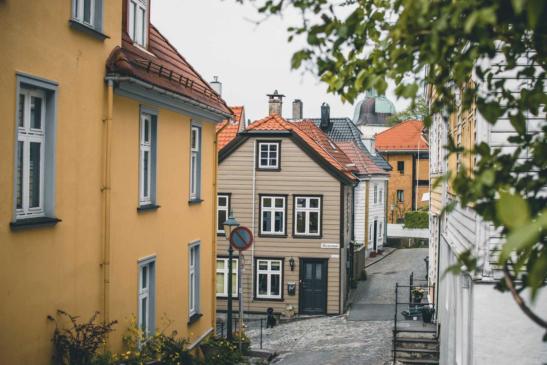 architektura wNorwegii