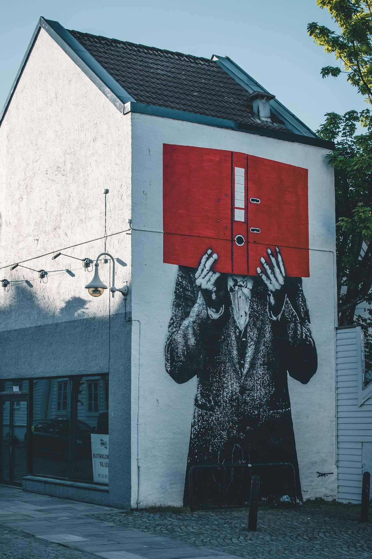 street art wStavanger