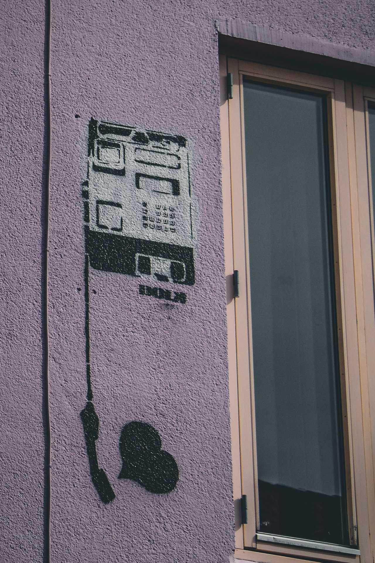 norweski street art