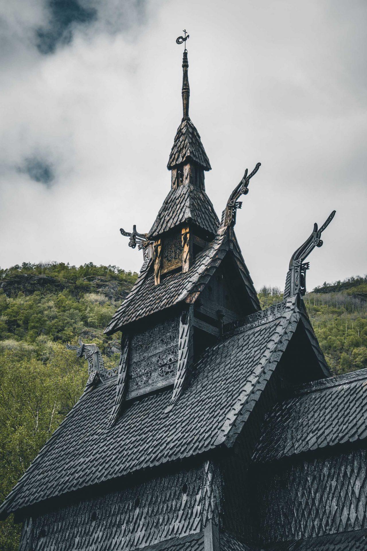 kościół Borgund