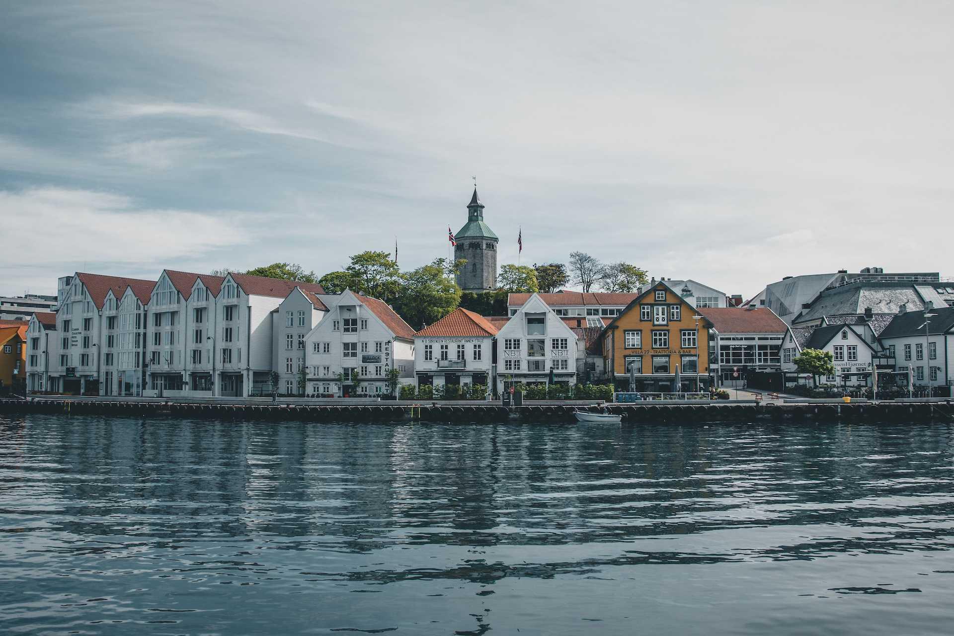 centrum Stavanger