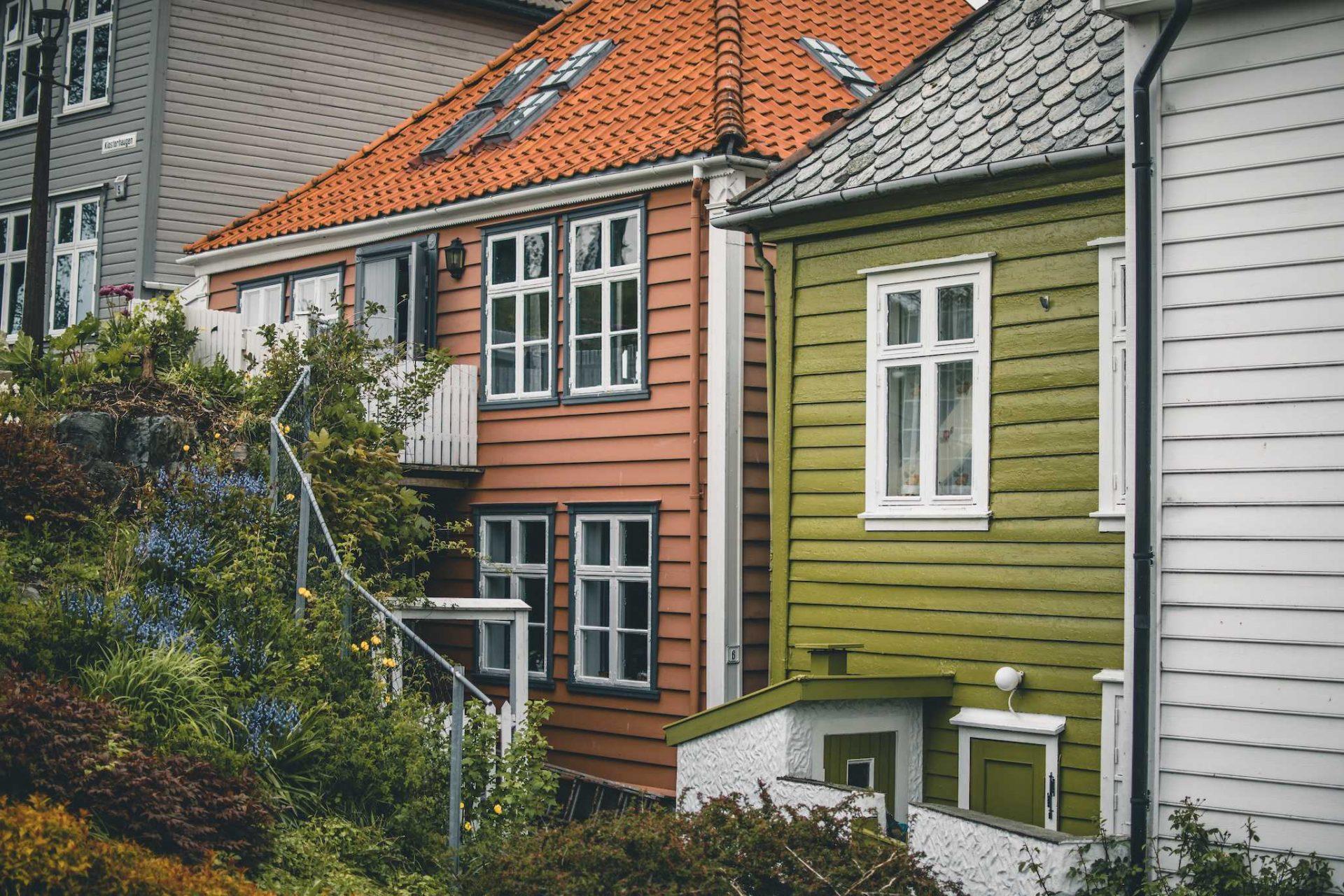 Bergen domy
