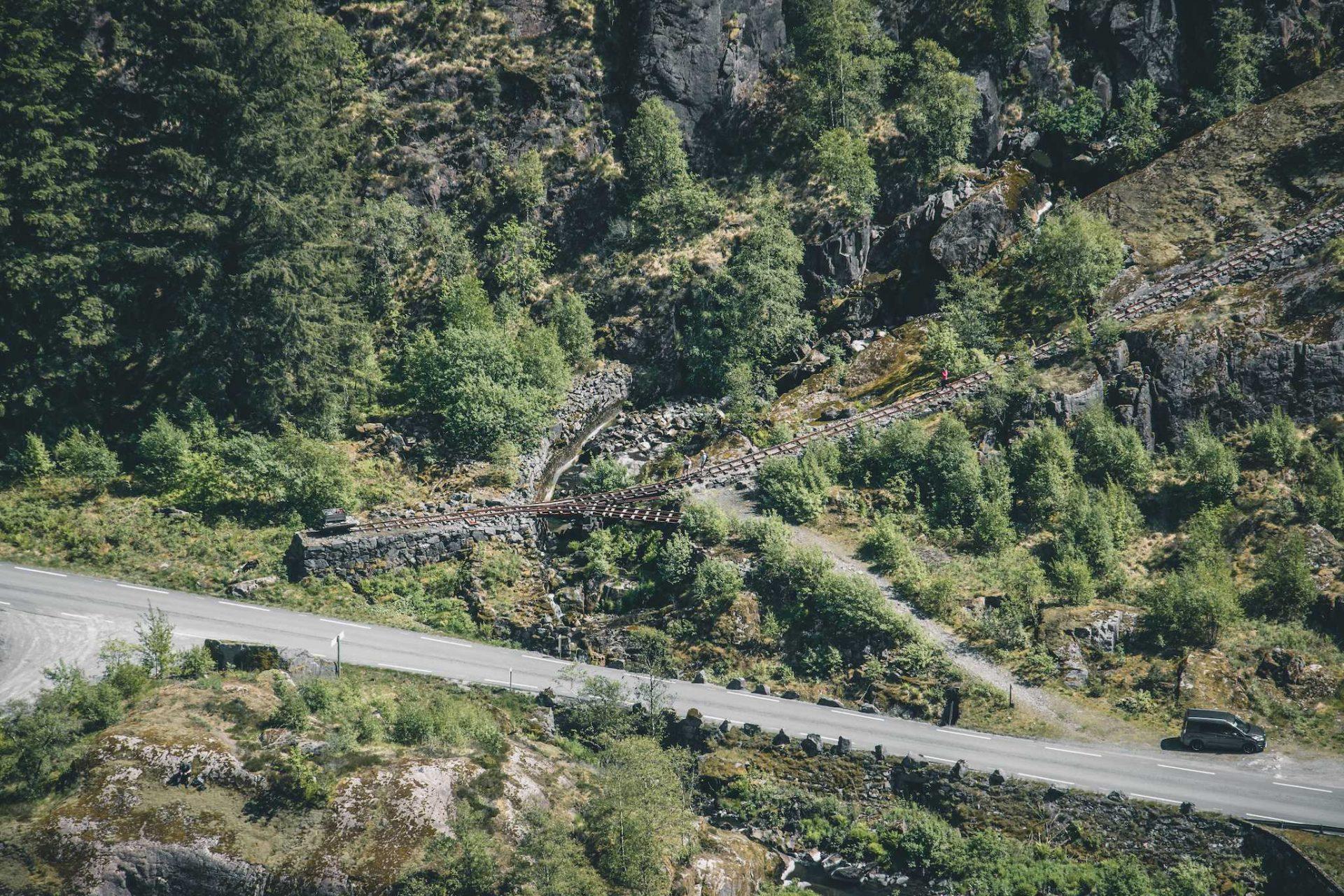 trekking wokolicy Stavanger