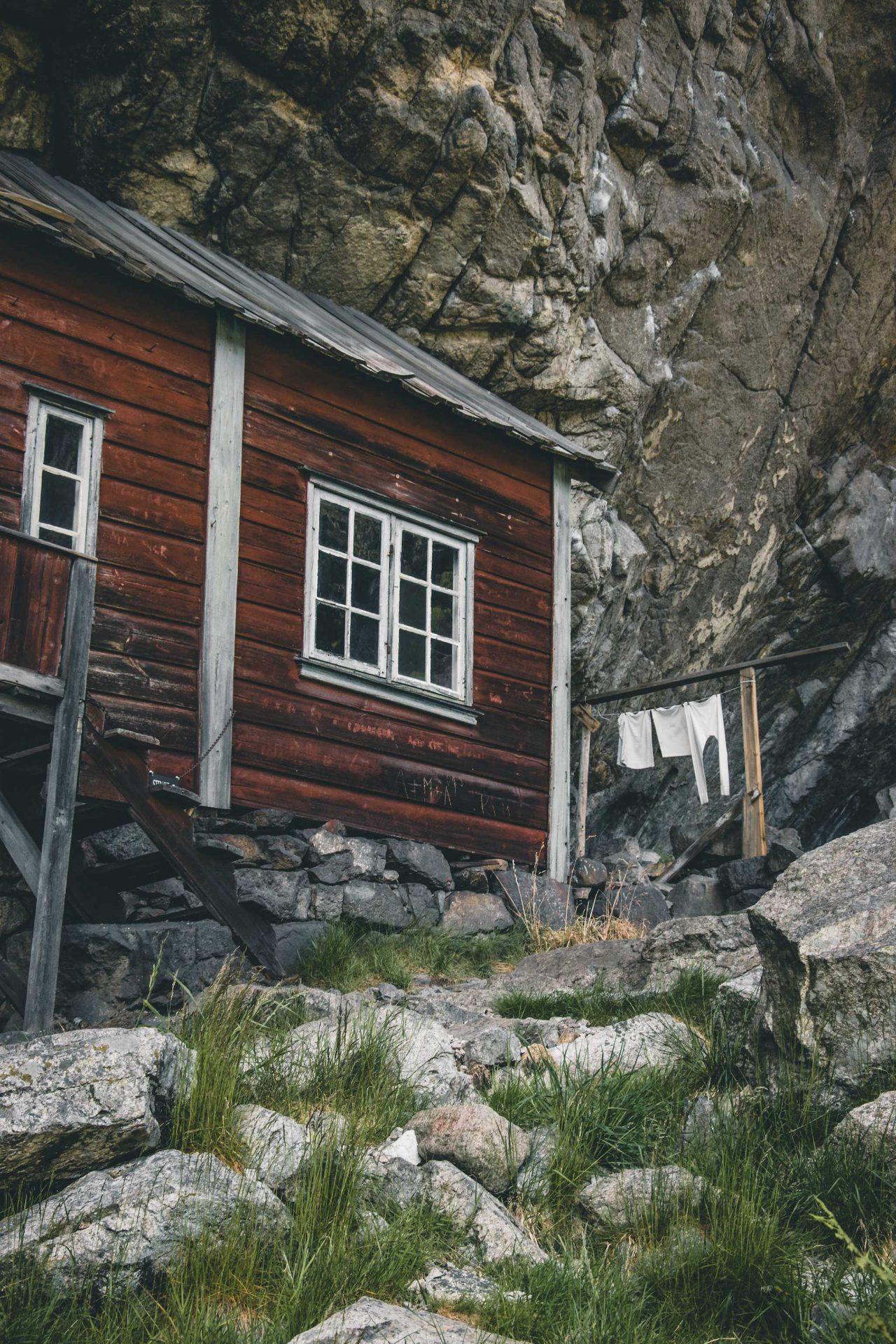 zabytki południe Norwegii