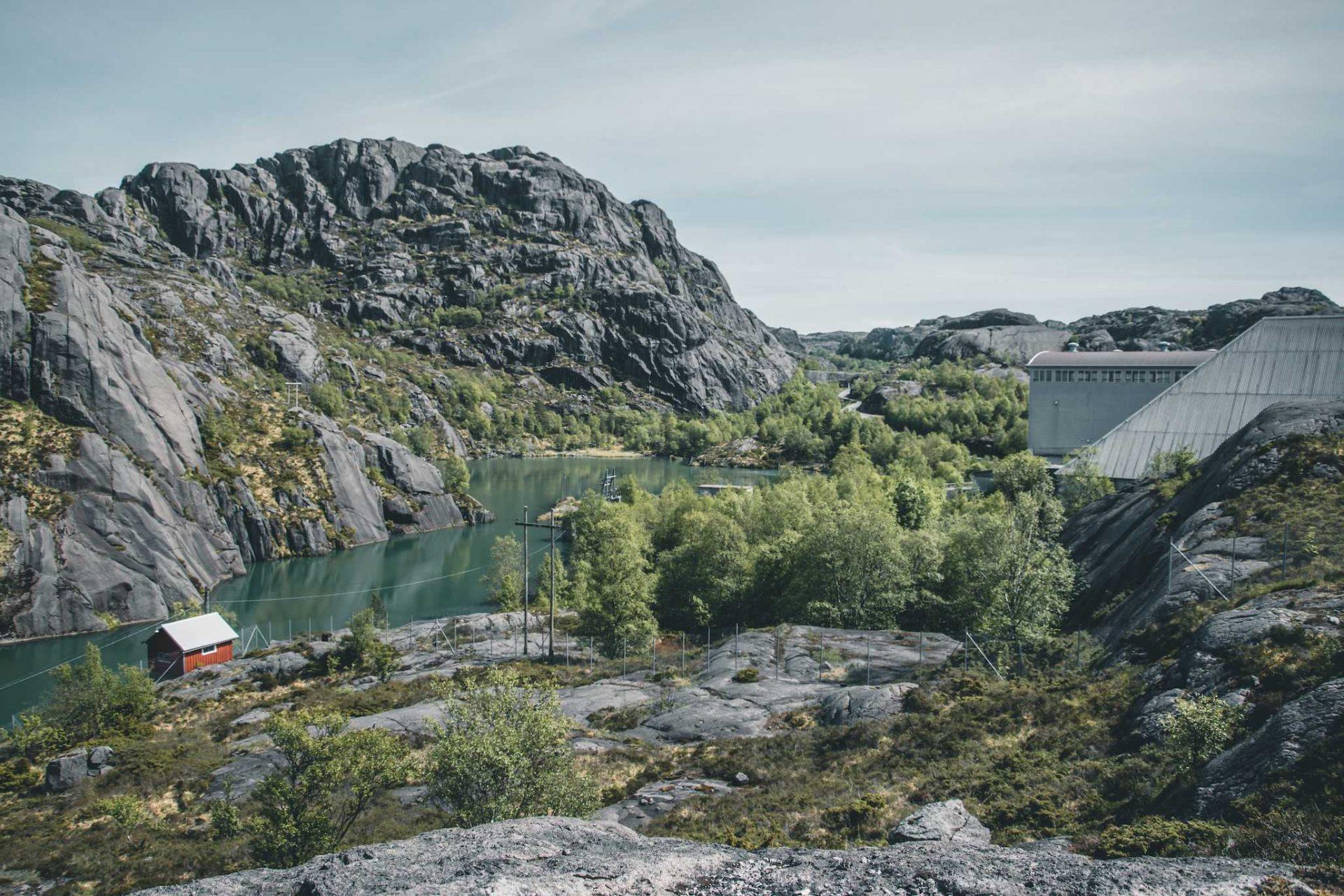 elektrownia wodna norweska