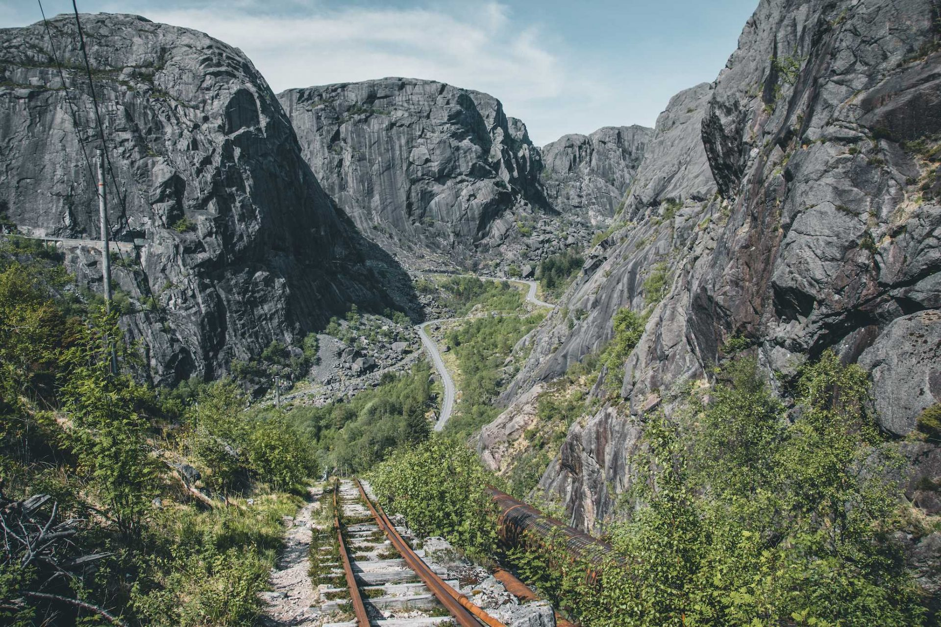 południe Norwegii