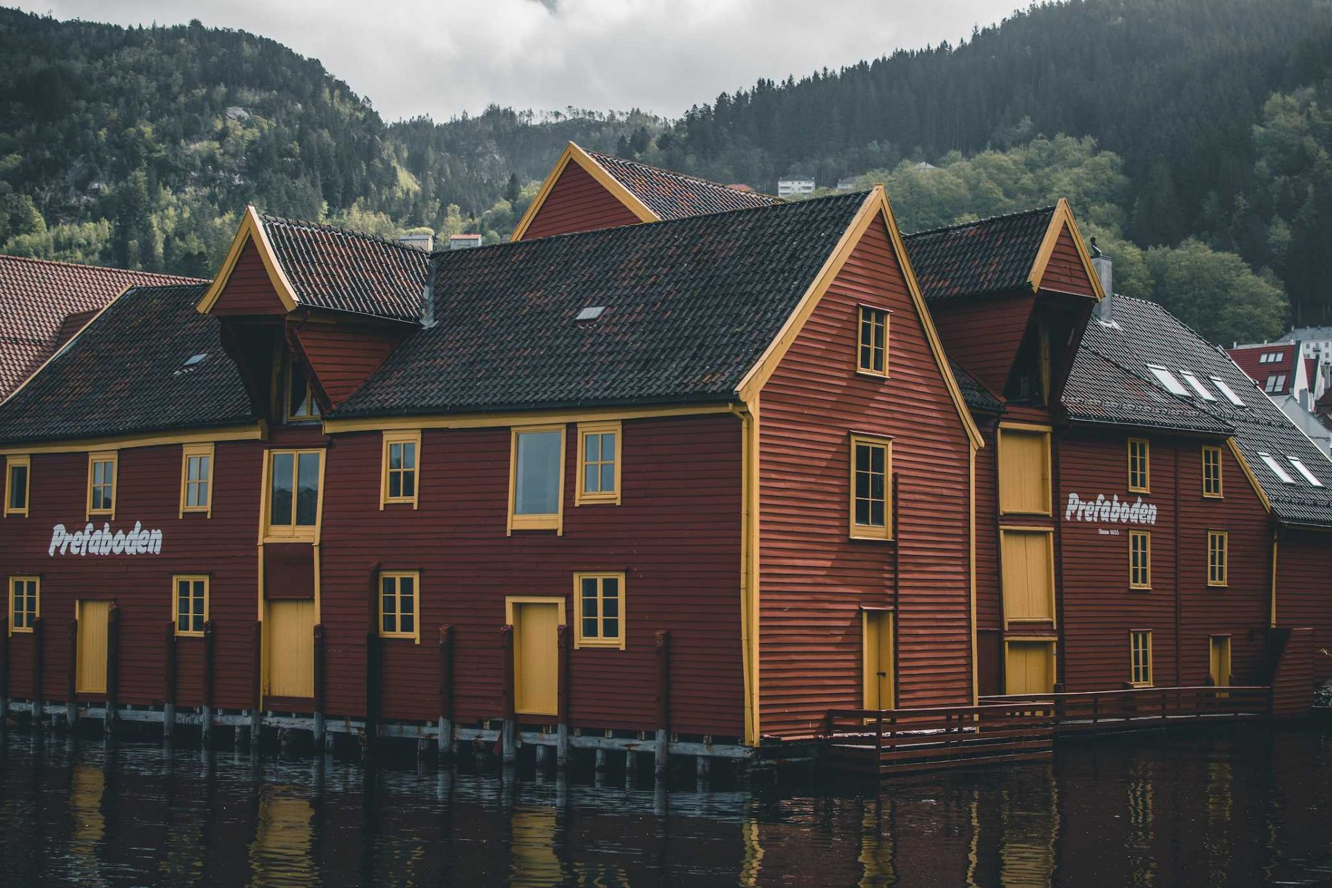 historia Bergen