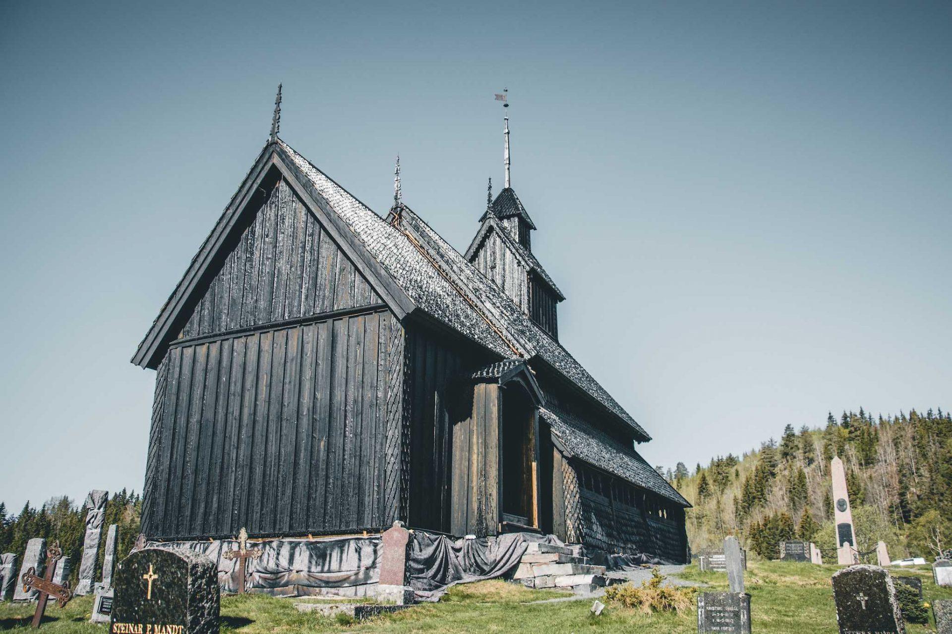 kościół Eidsborg