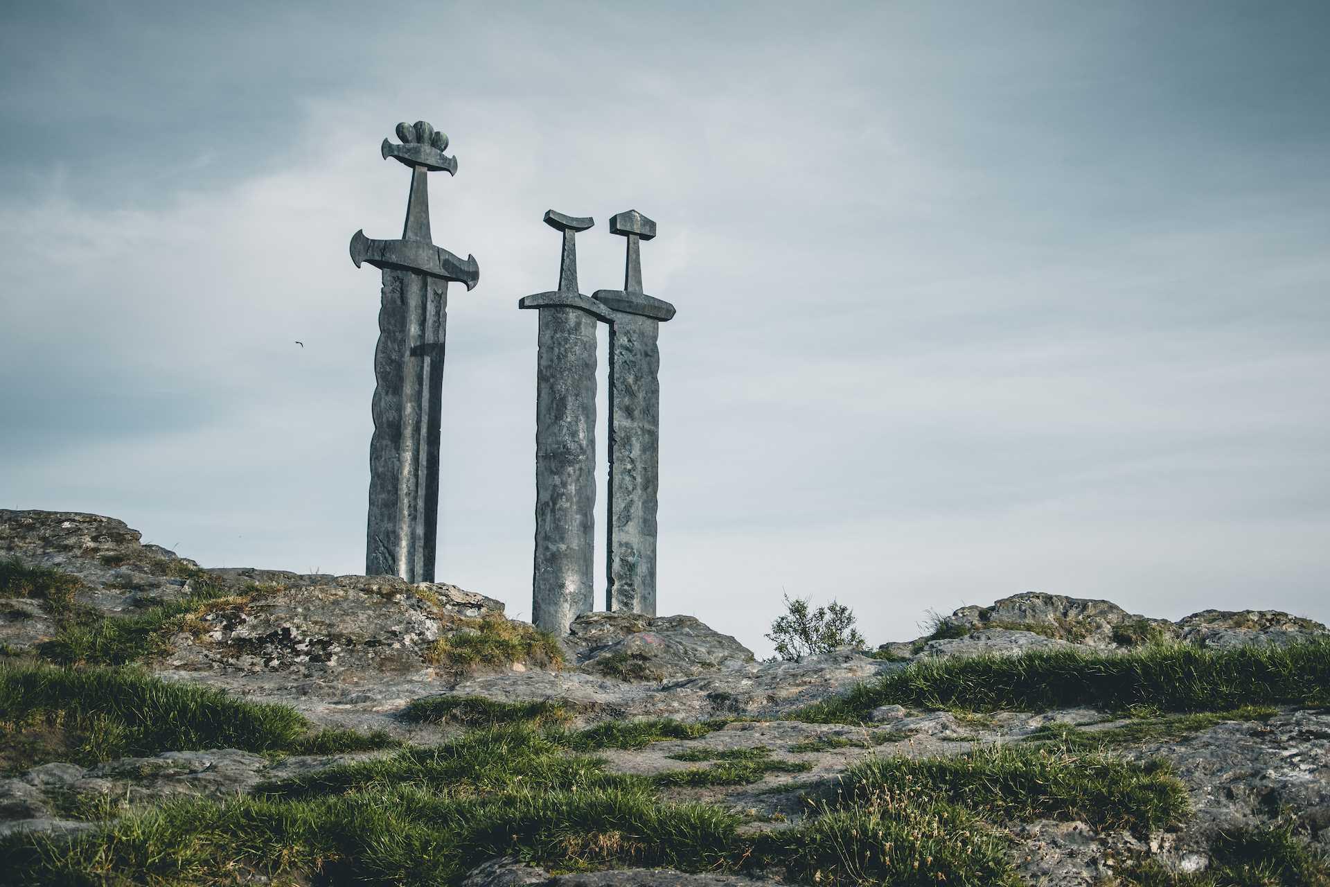 miecze Stavanger