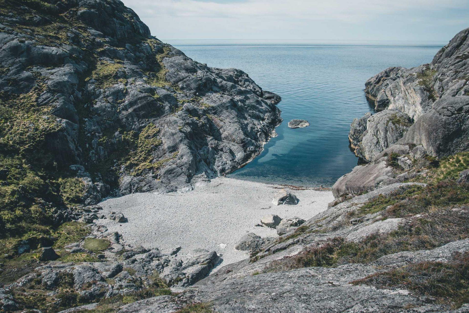 plaża Sandviga
