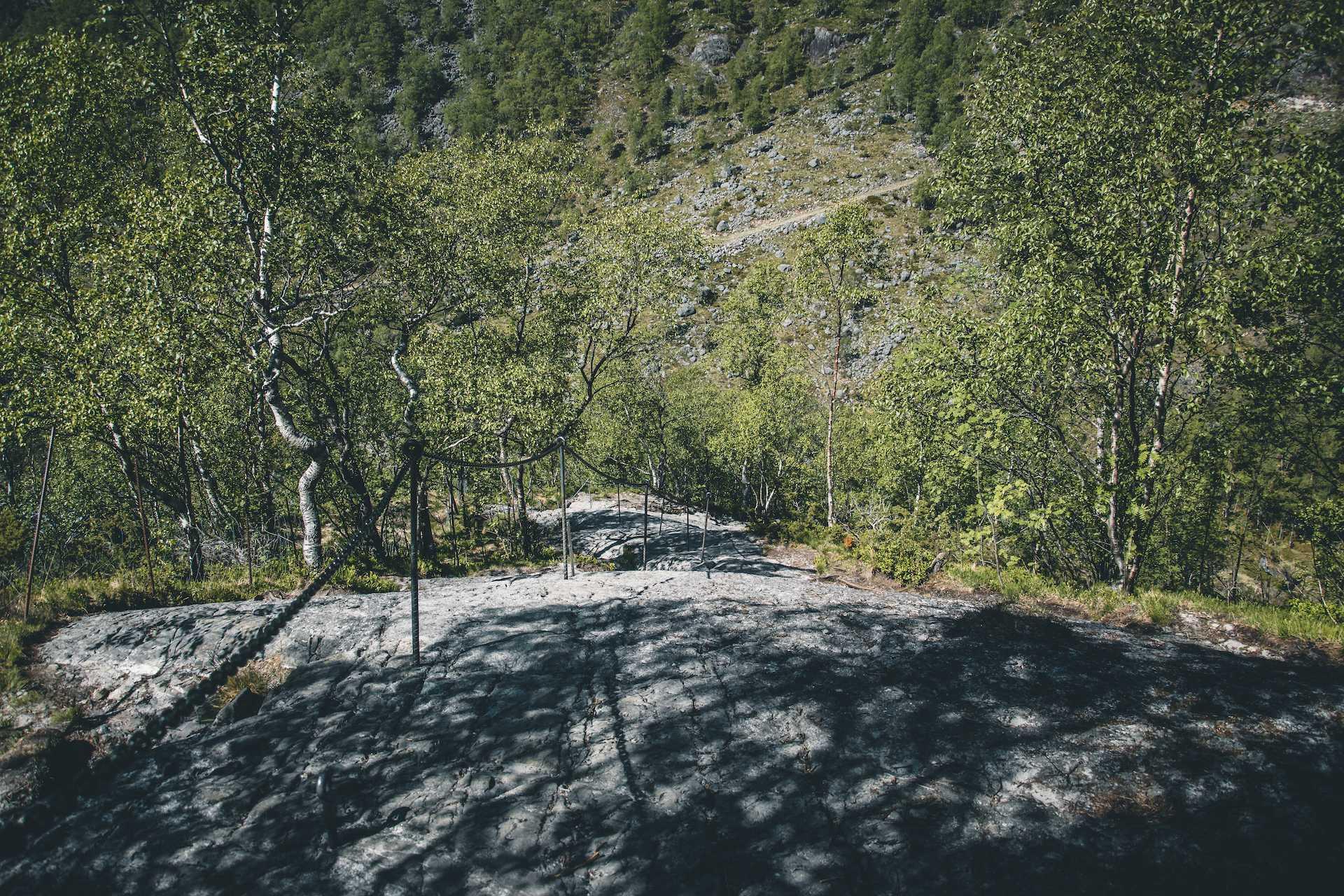 wodospad Månafossen