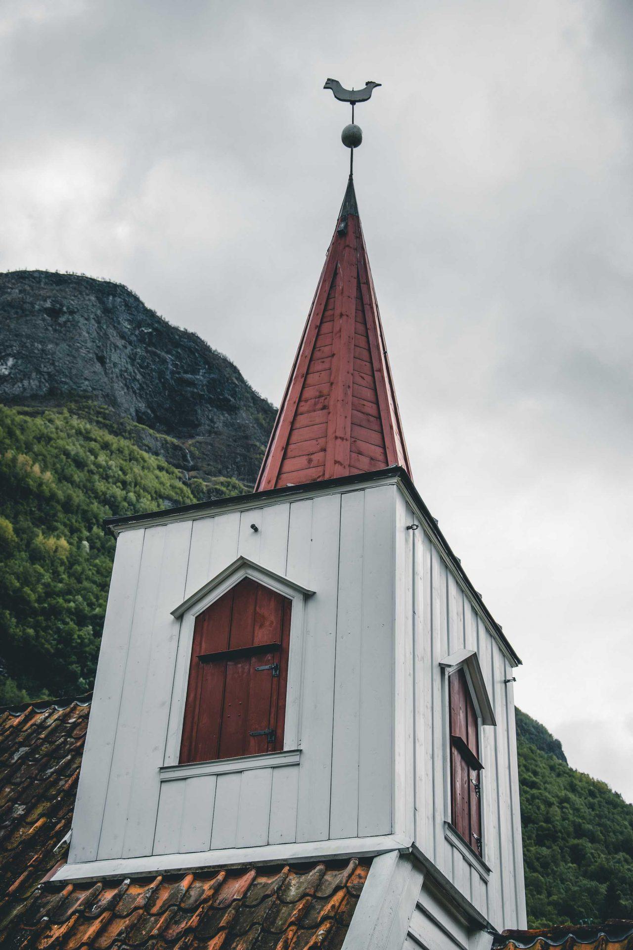 kościoły wNorwegii