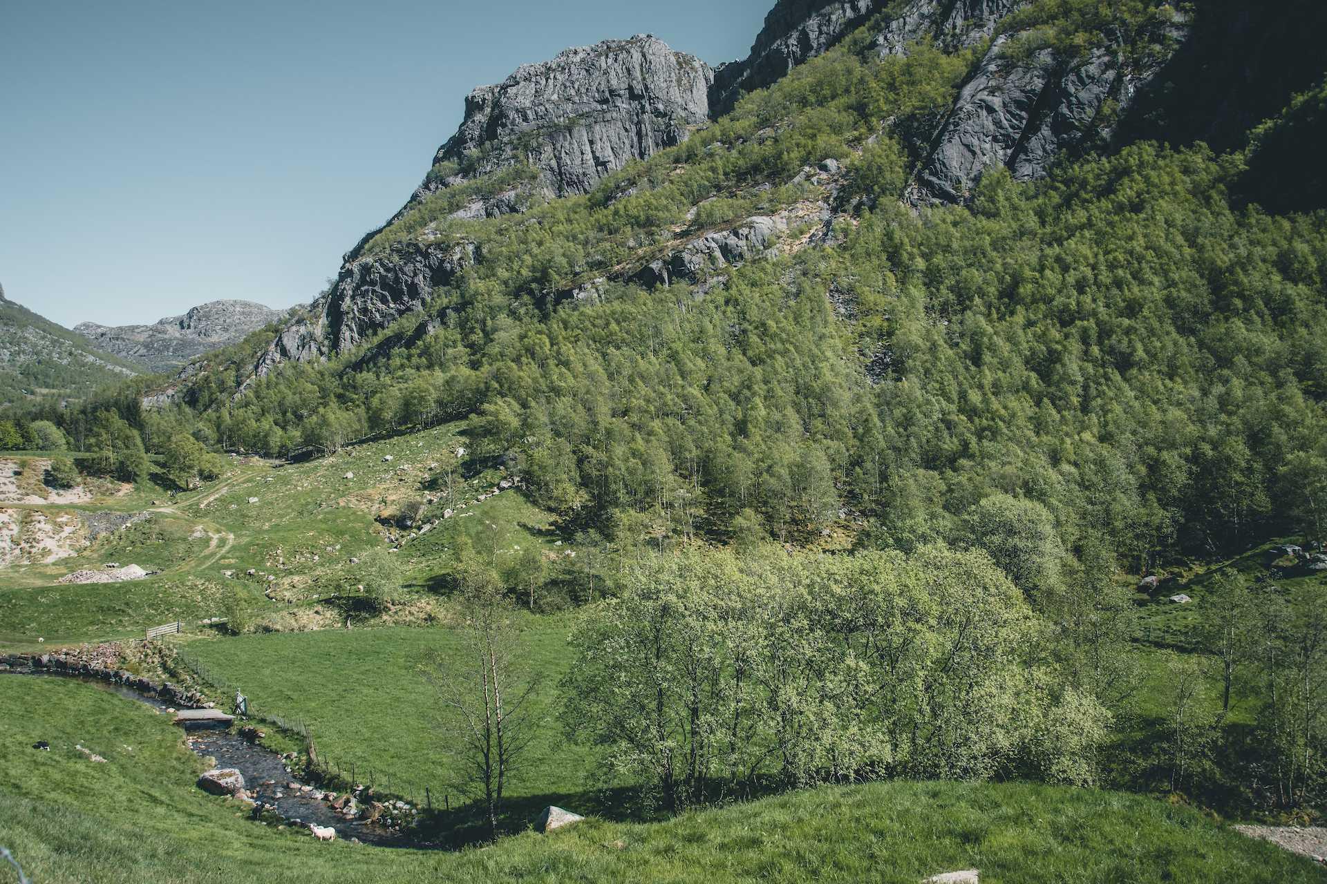 okolice Stavanger