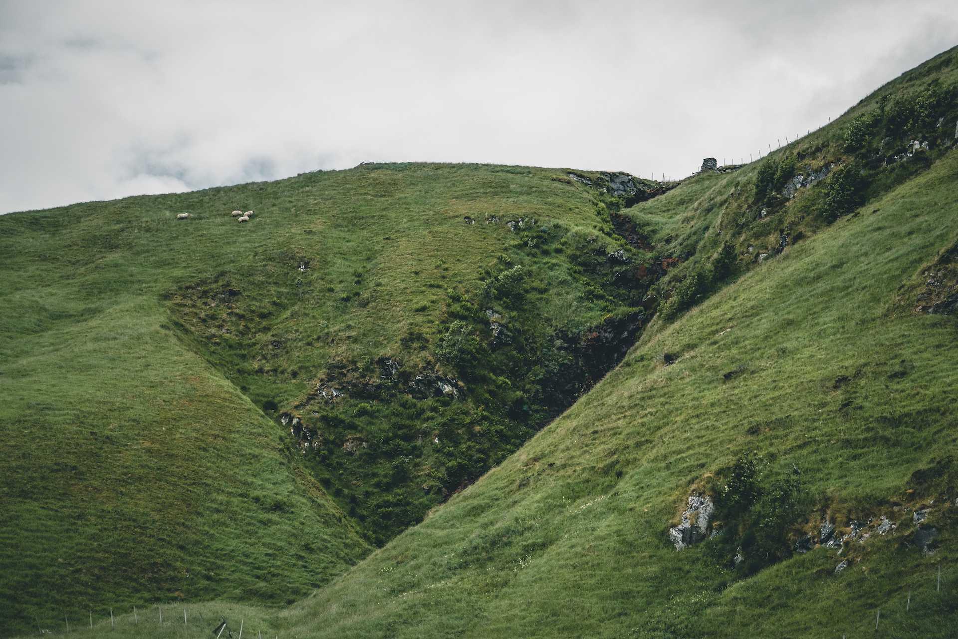 runde góry