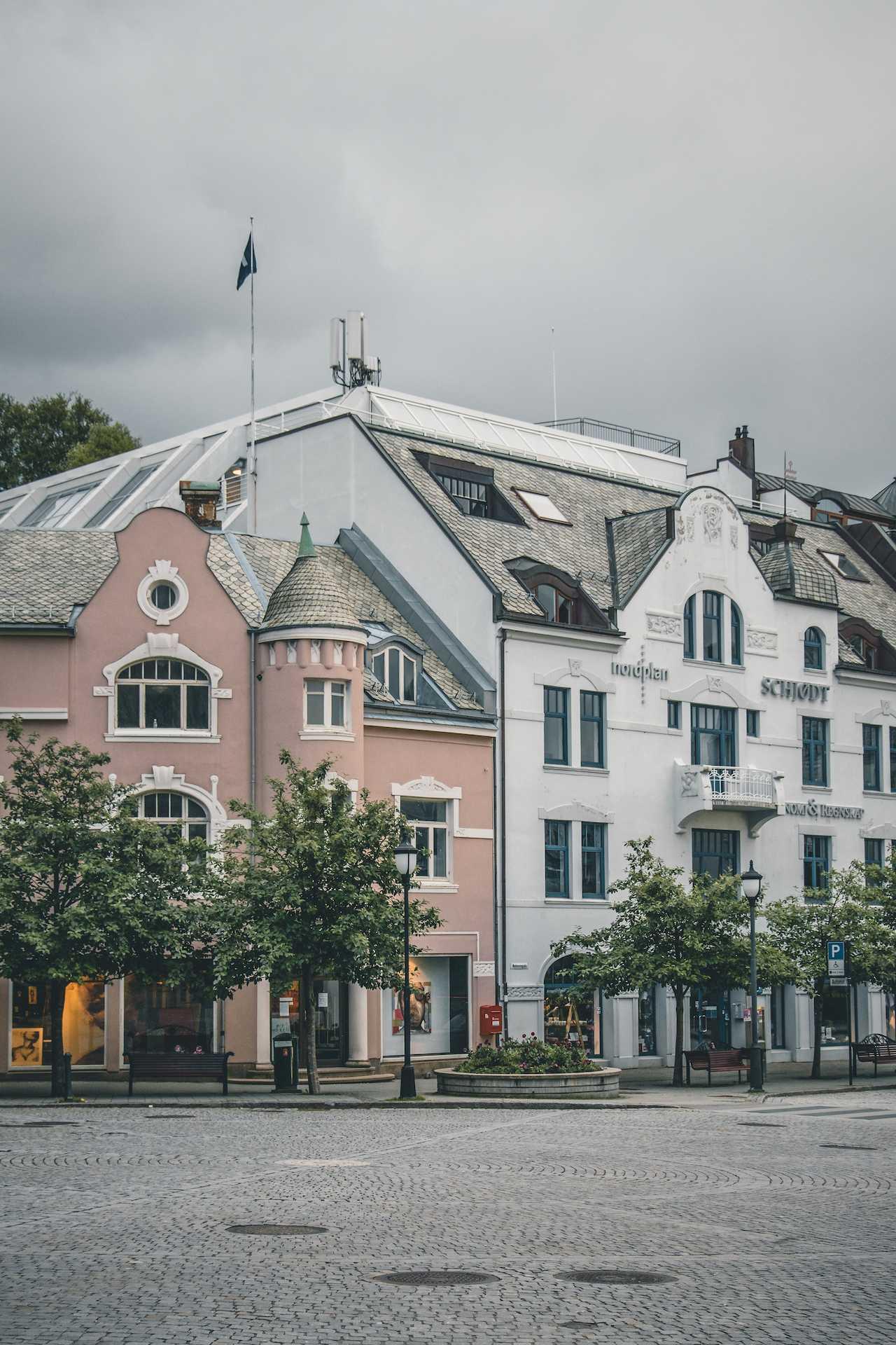 secesja norwegia