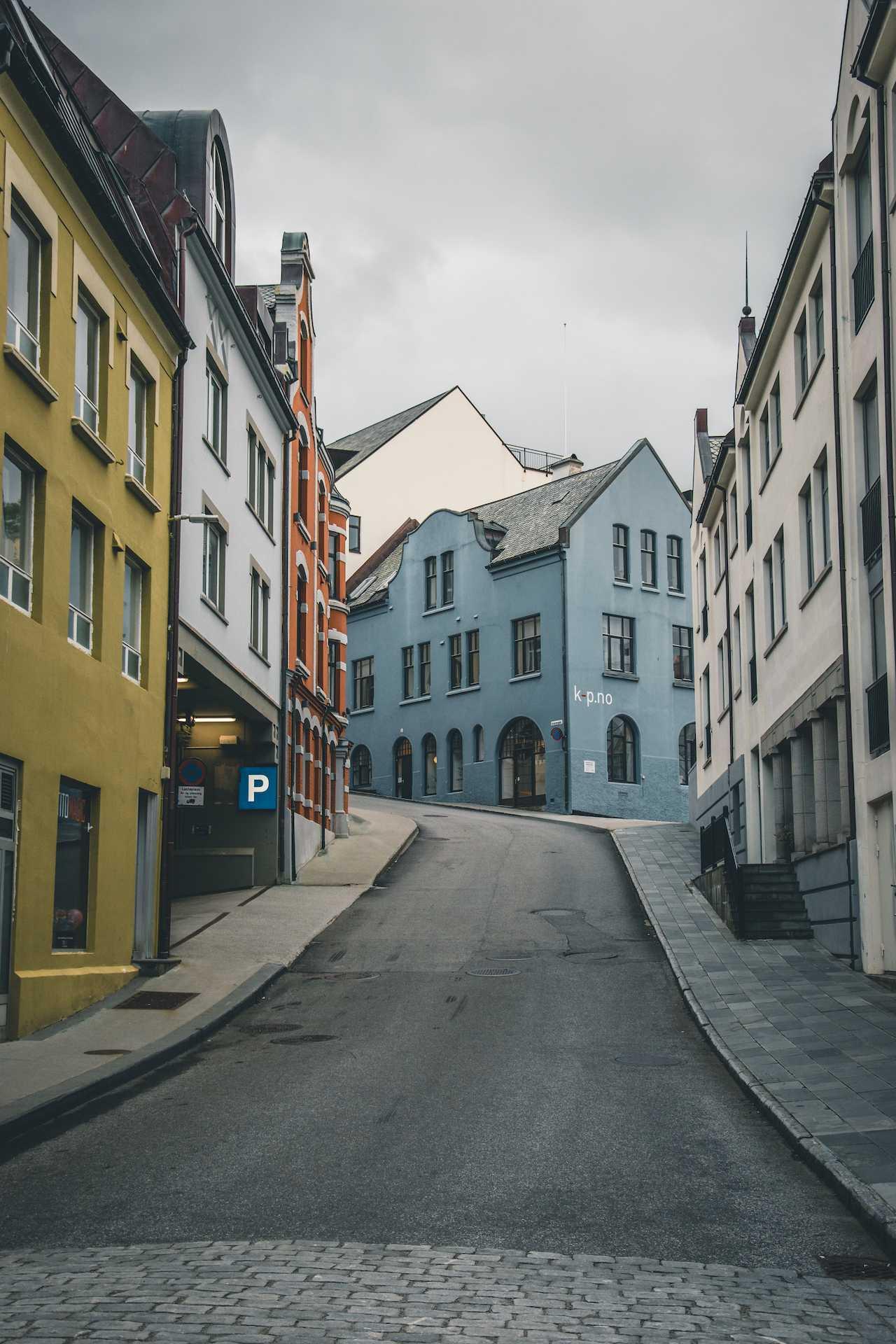 atrakcje Ålesund
