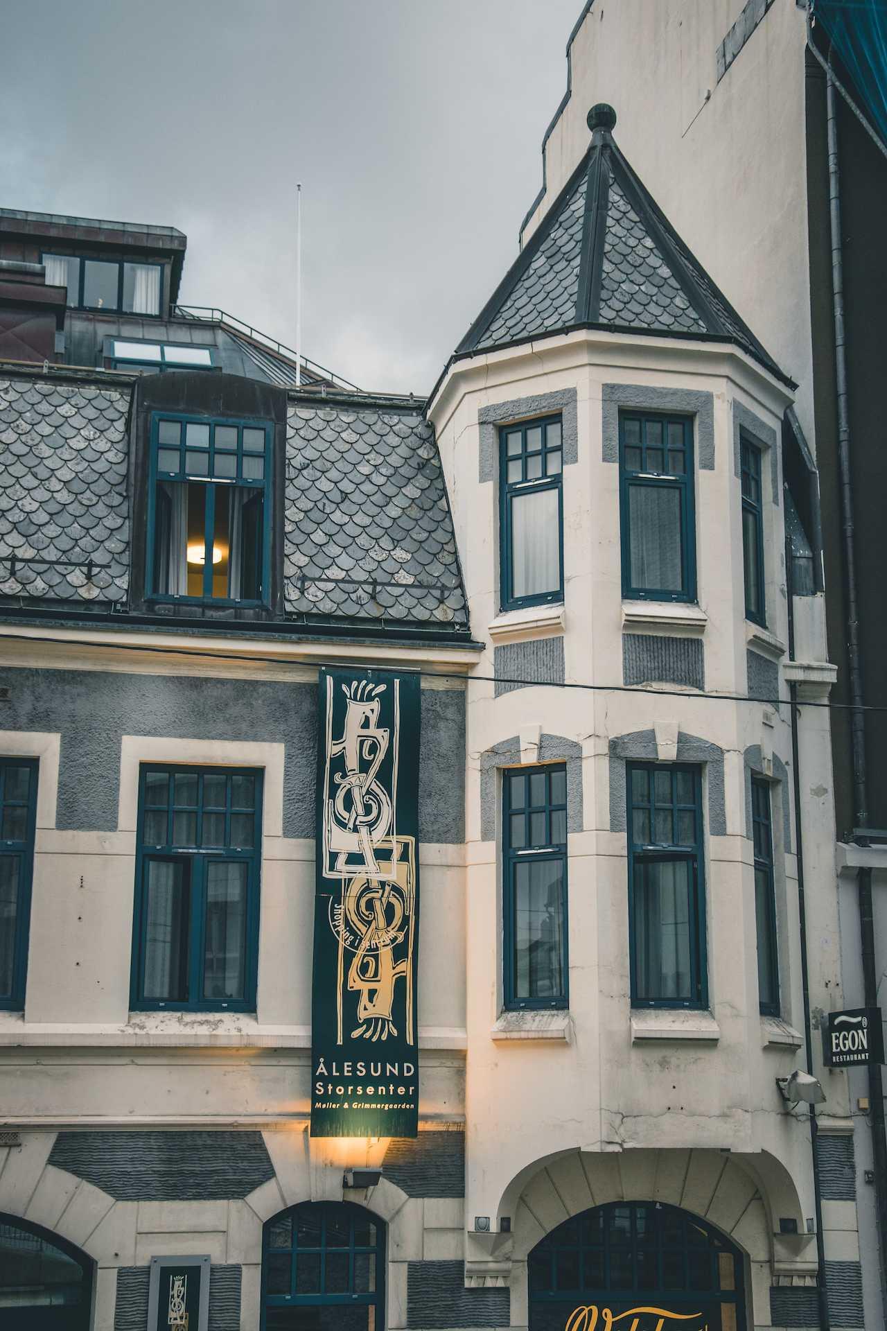 Art Nouveau Norwegia