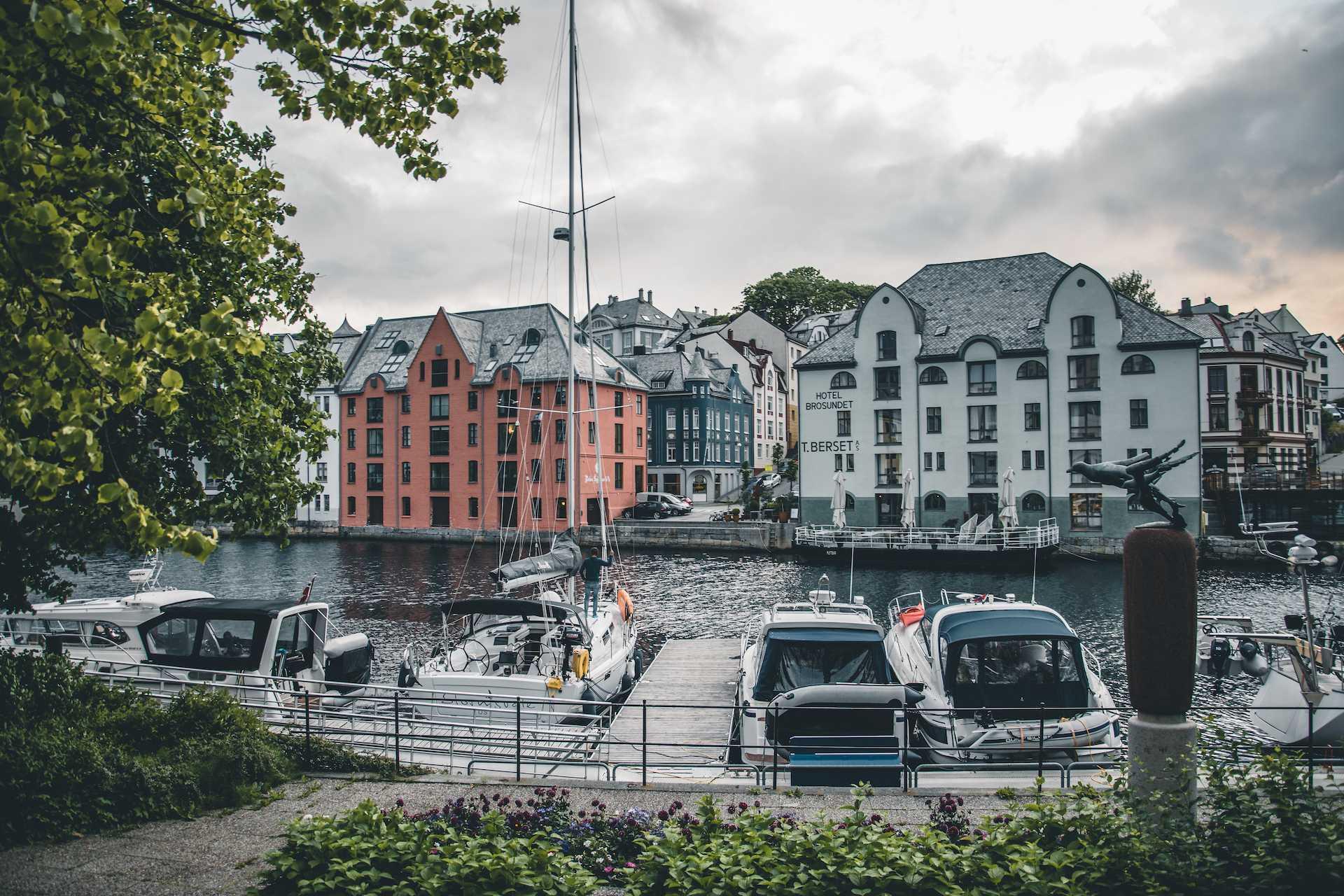 port wÅlesund
