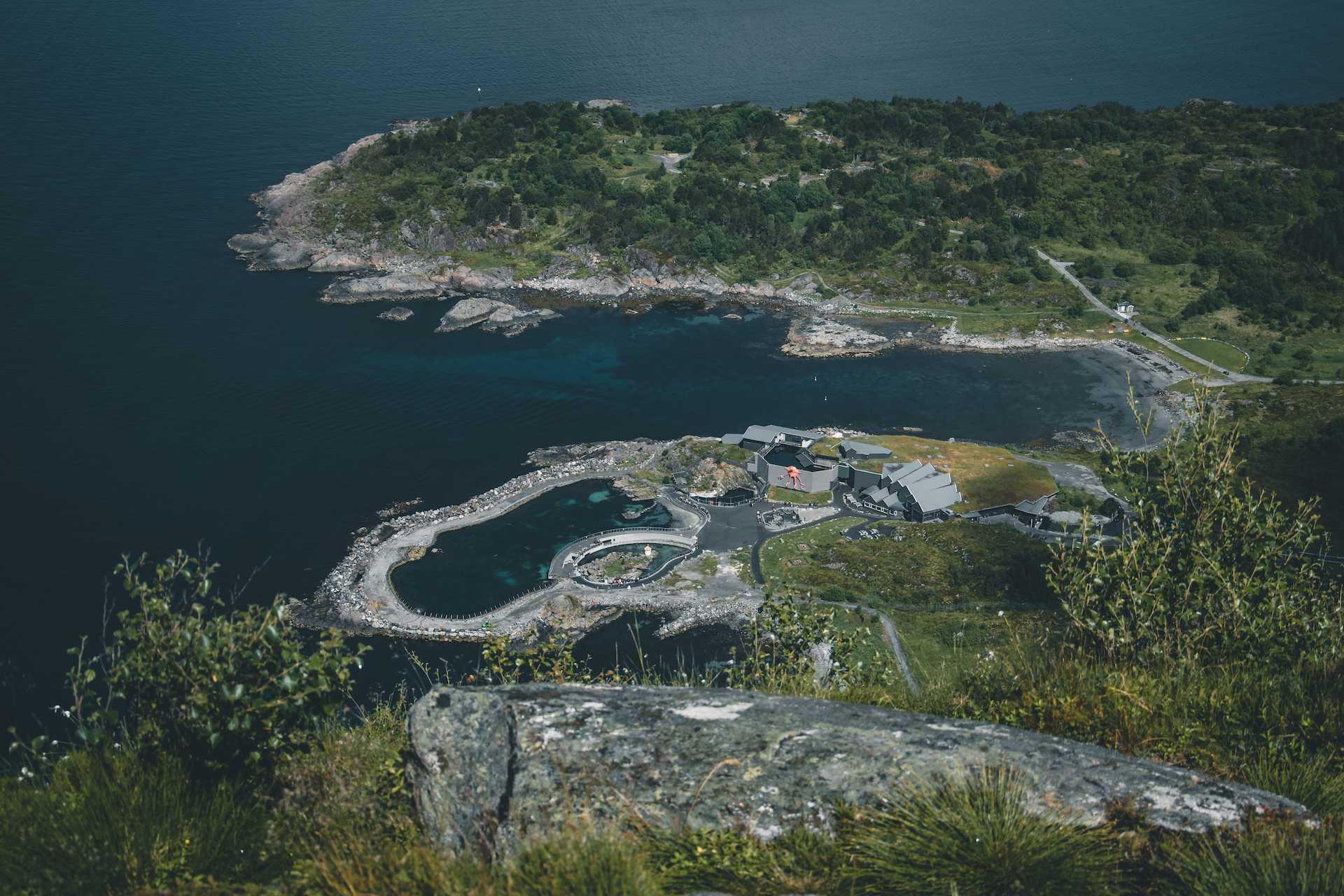 oceanarium Alesund