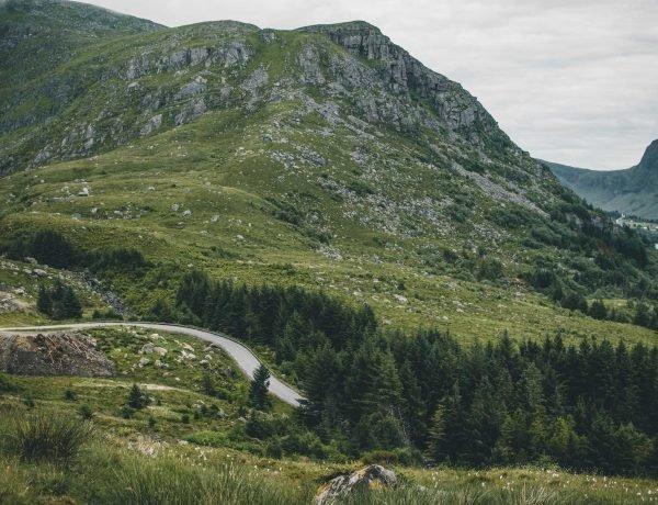 zachód Norwegii