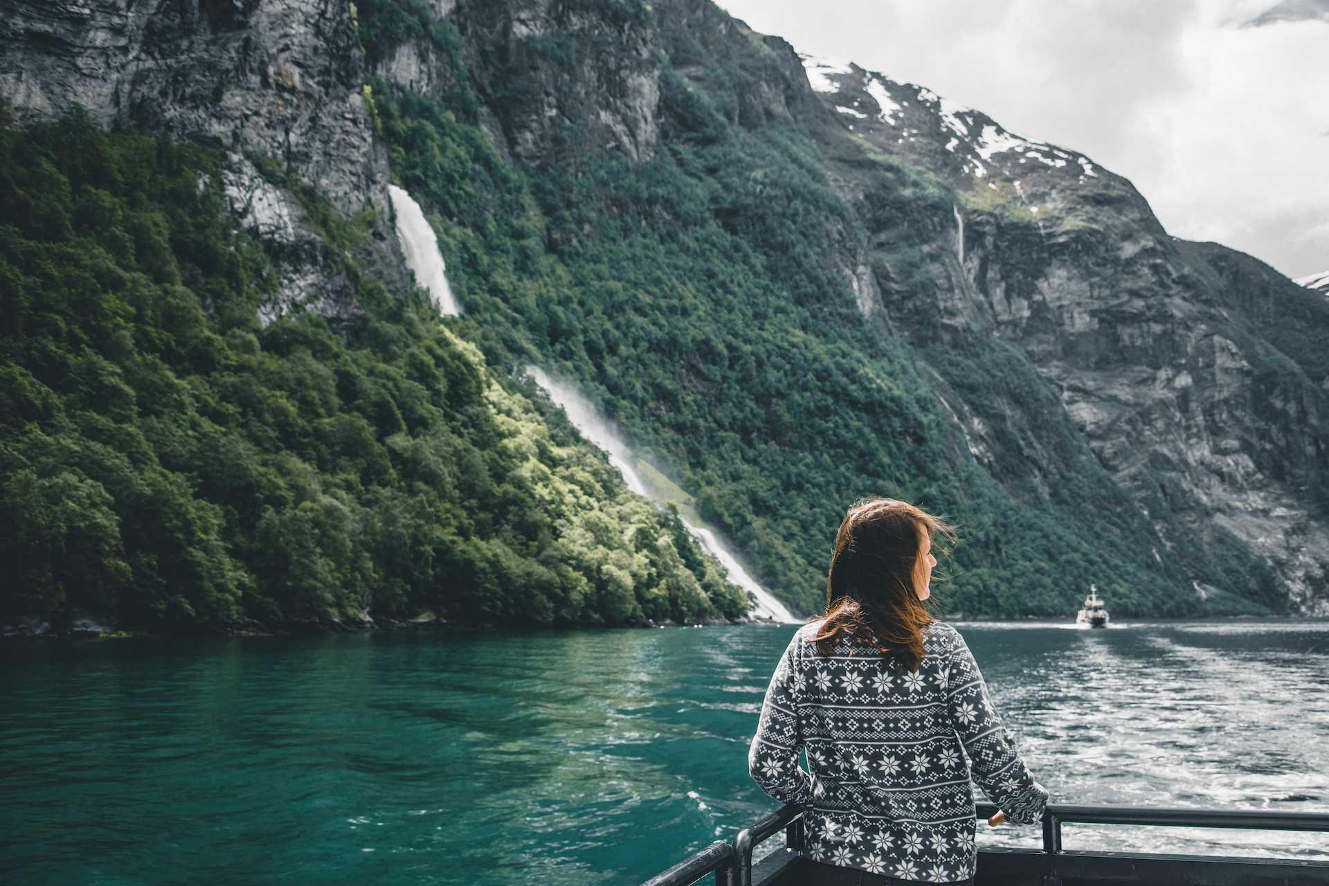 Fiordy wNorwegii rejs