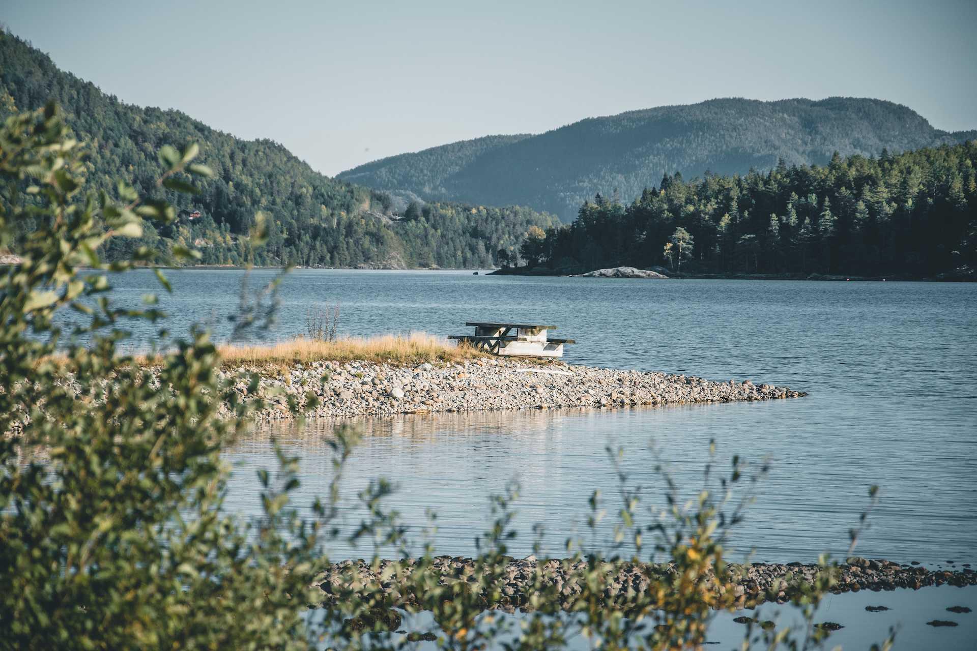 jezioro seljord