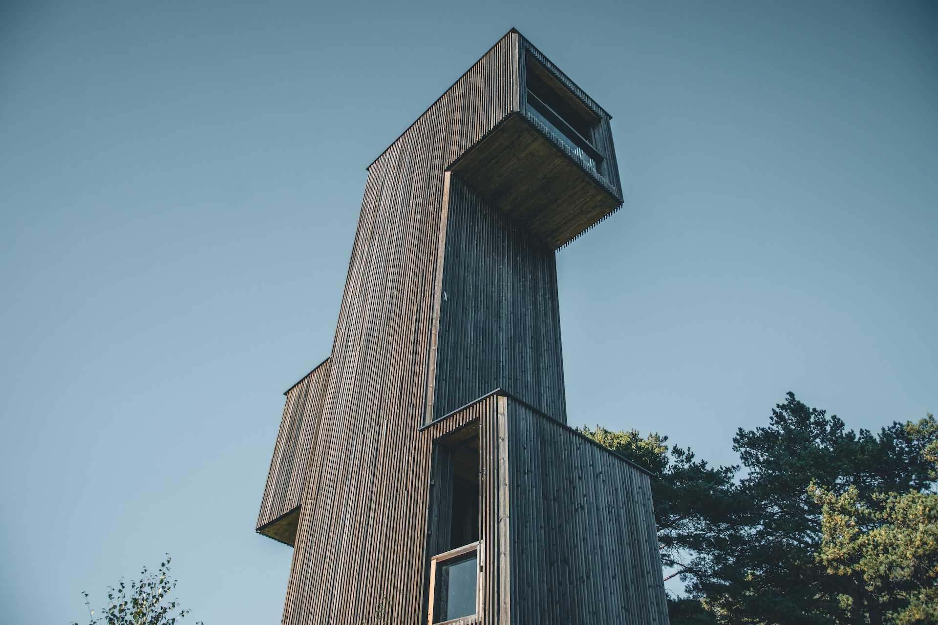 wieża Sjøormtårnet