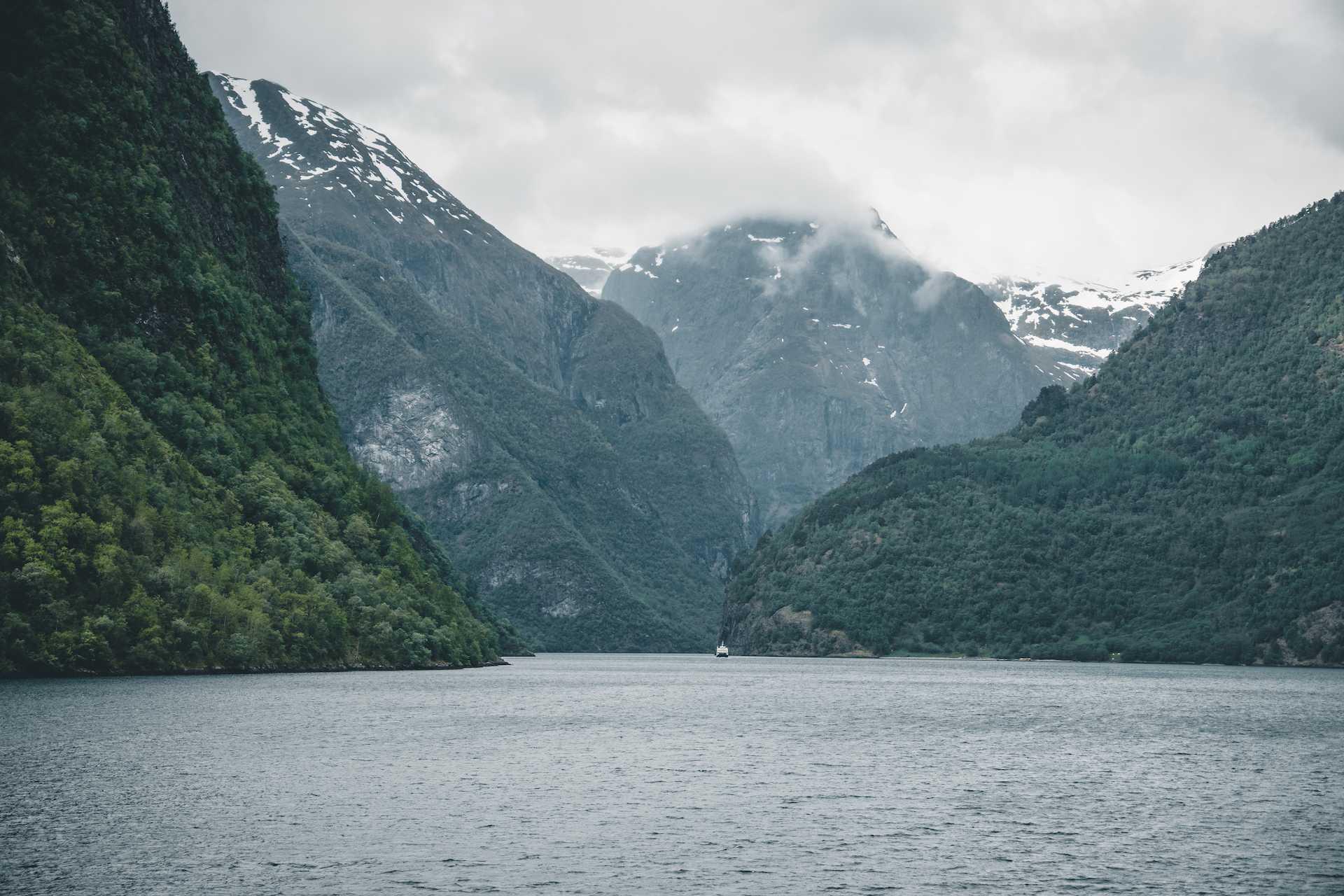 najpiękniejsze fiordy Norwegii