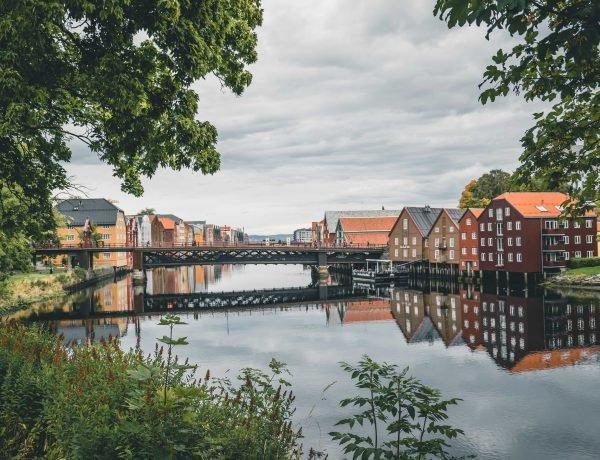 przewodnik po Trondheim