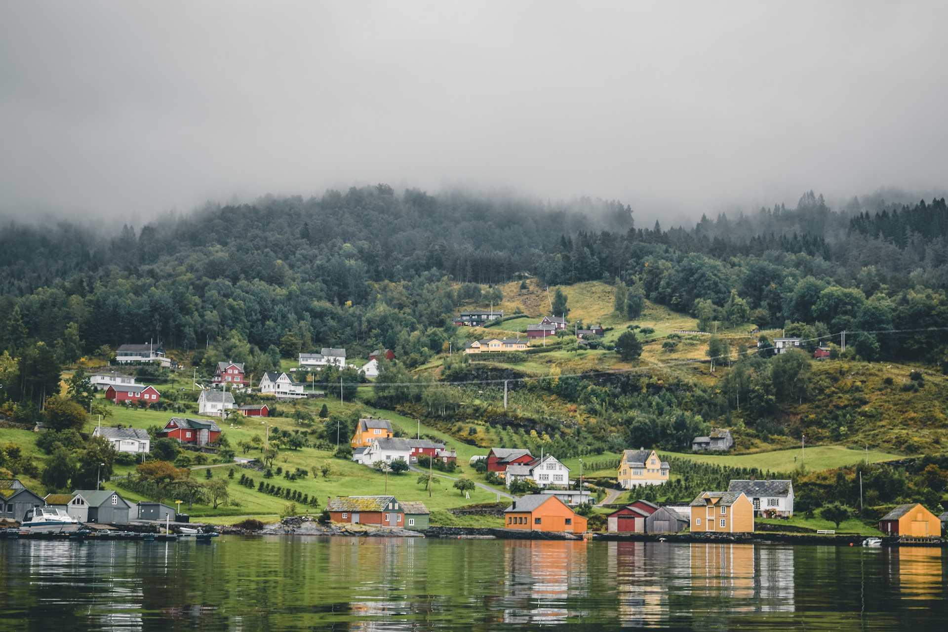 fiord Hardanger