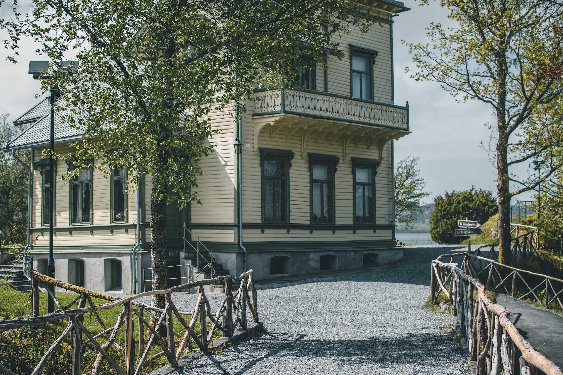 Edvard Grieg muzeum