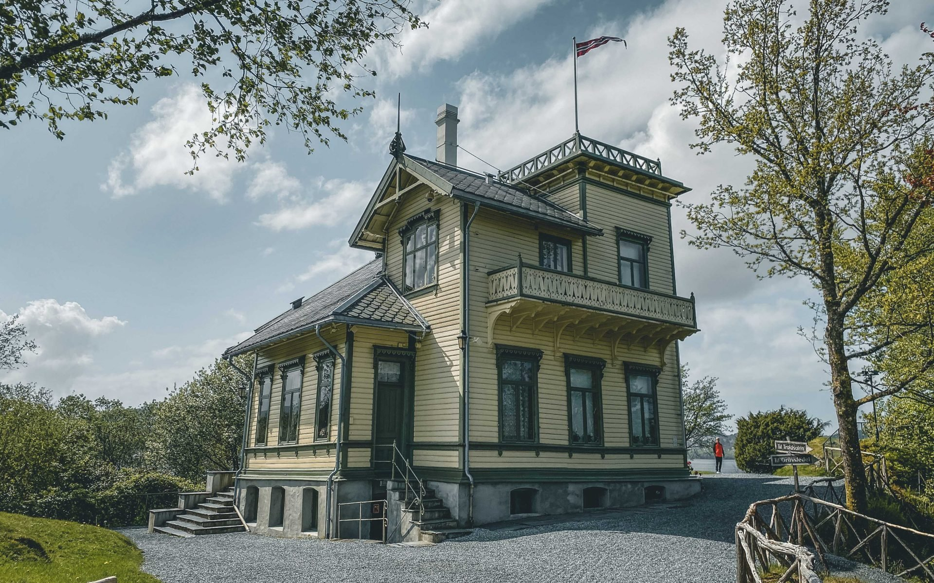 Edvard Grieg dom