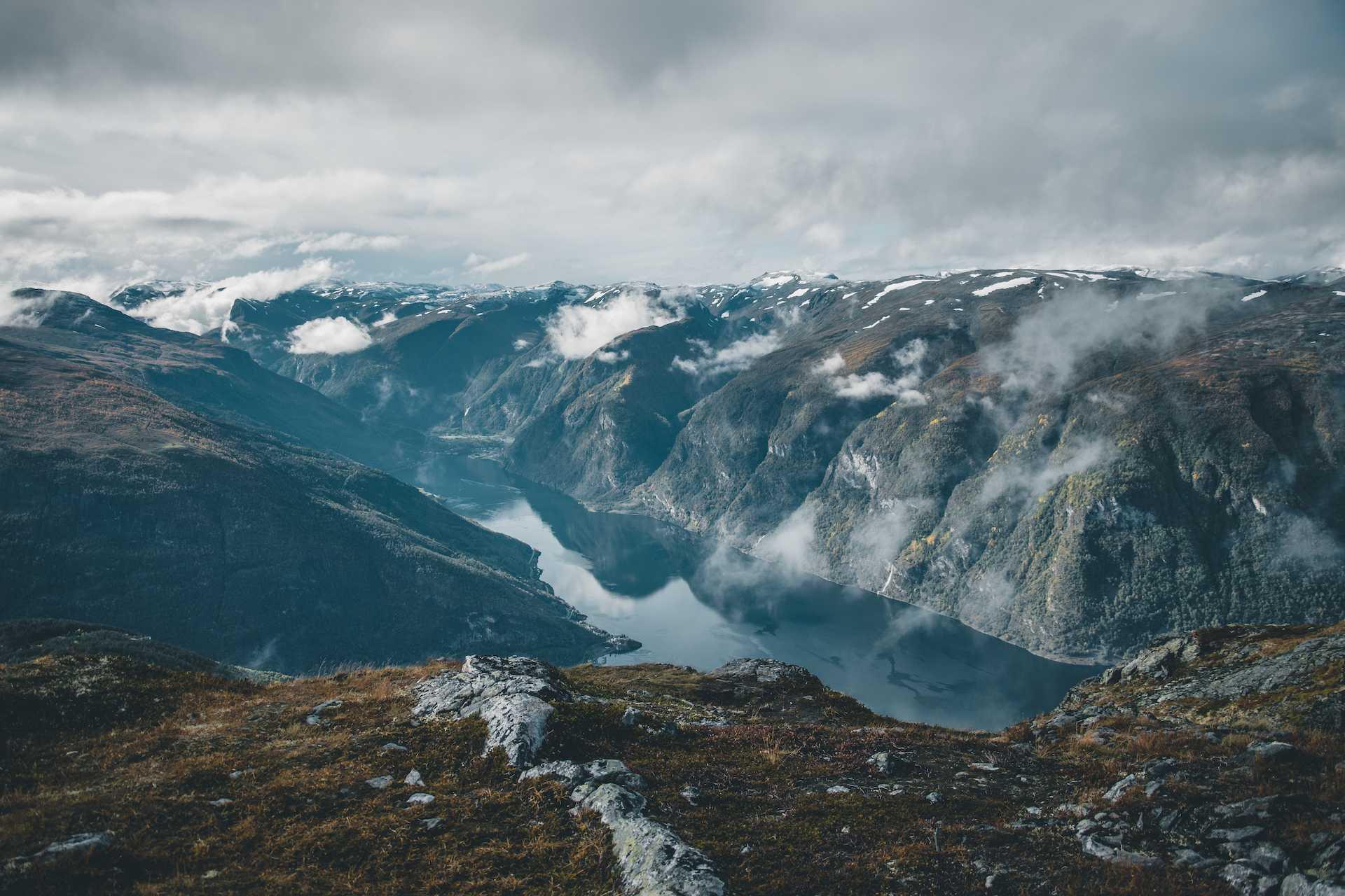 Aurland Norwegia