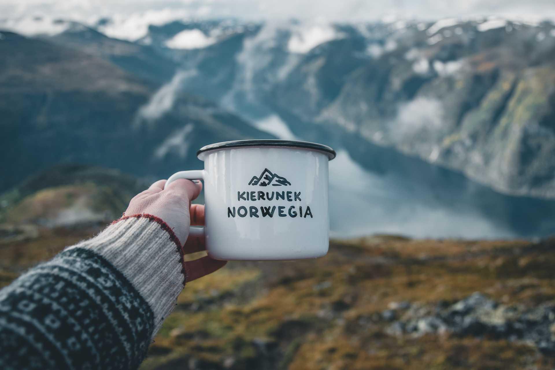 Norwegia podróże