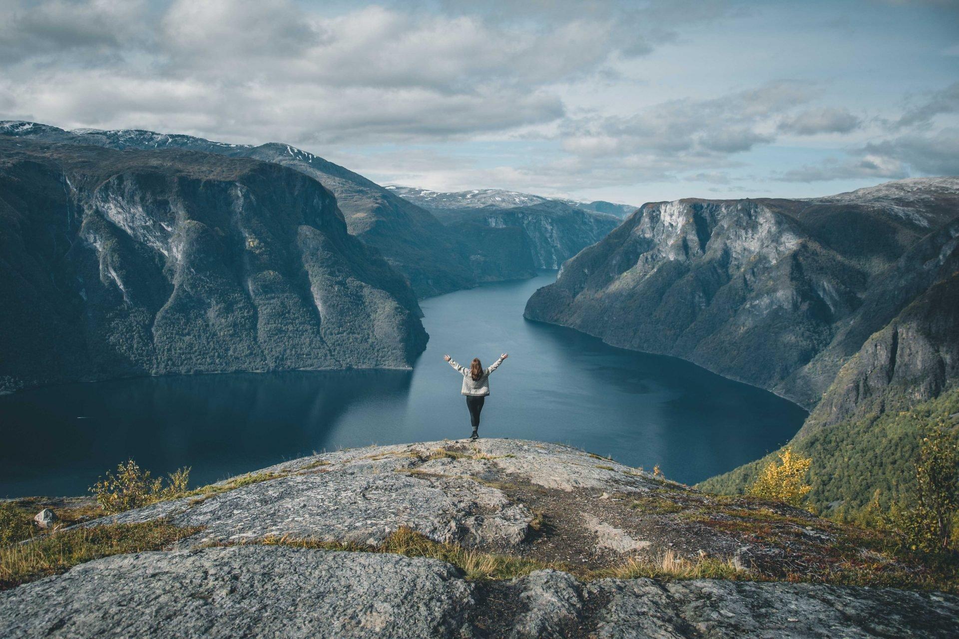 podróże Norwegia