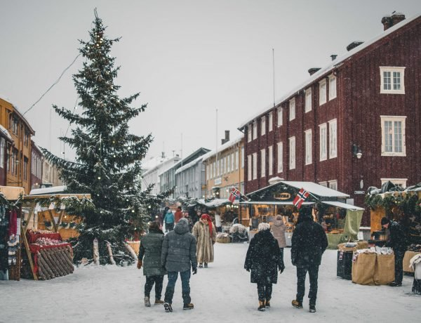 tradycje świąteczne w Norwegii