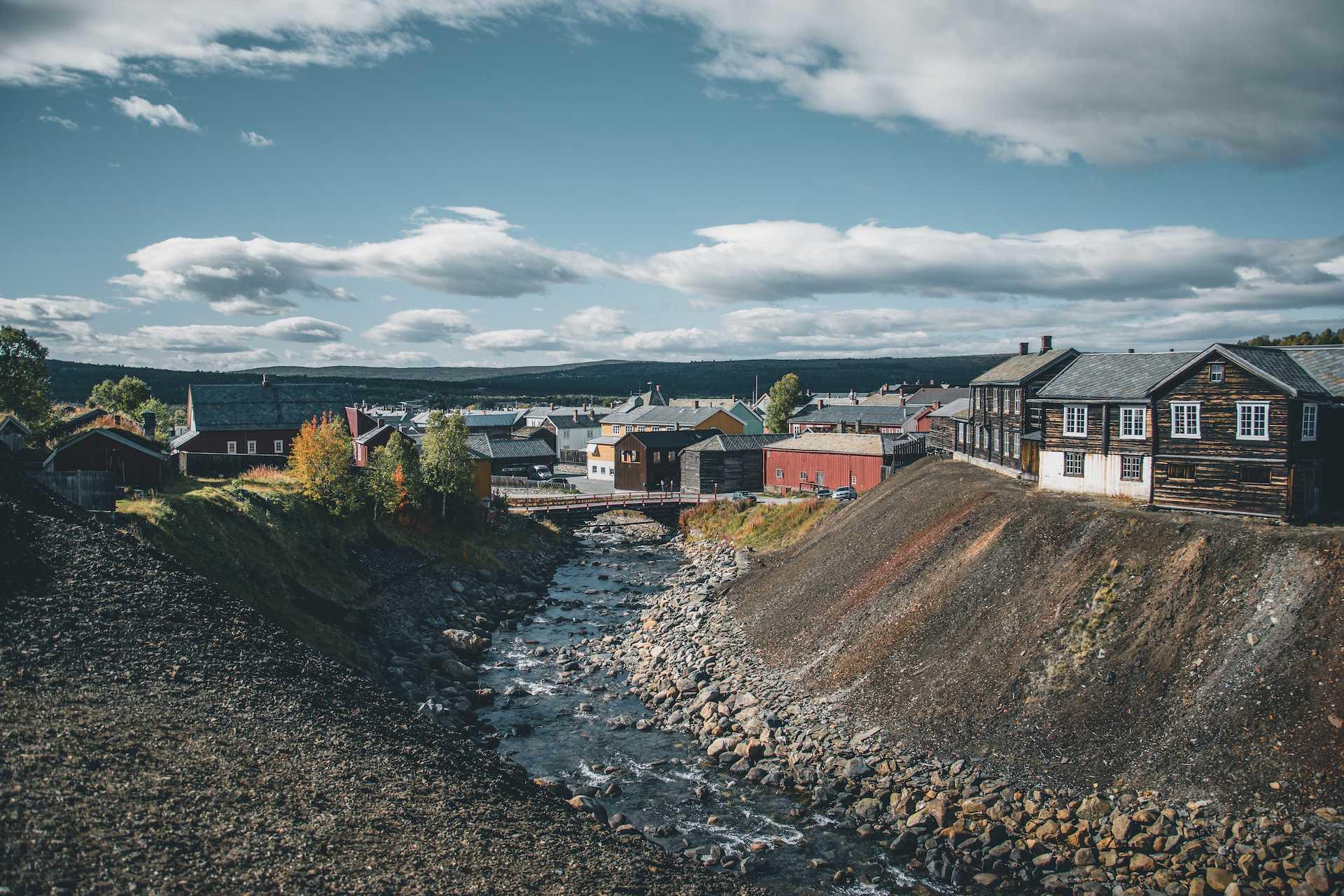 miasteczko górnicze