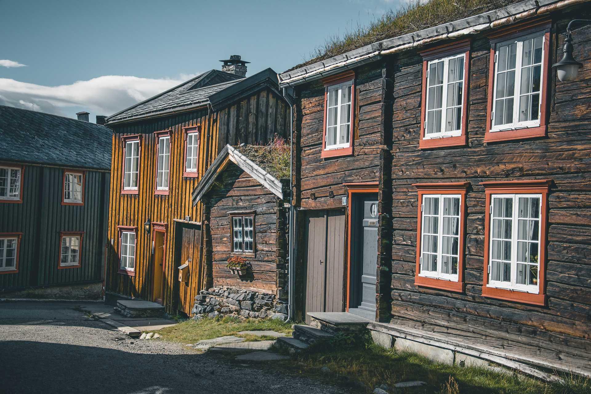 domki Norwegia