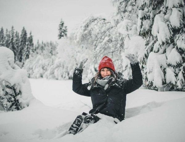 zima w Oslo