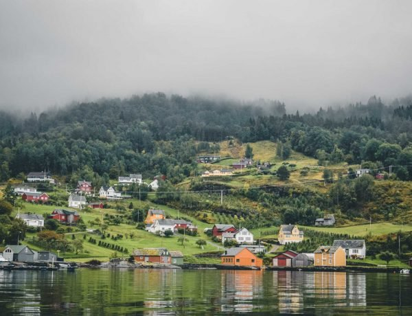 geografia Norwegii