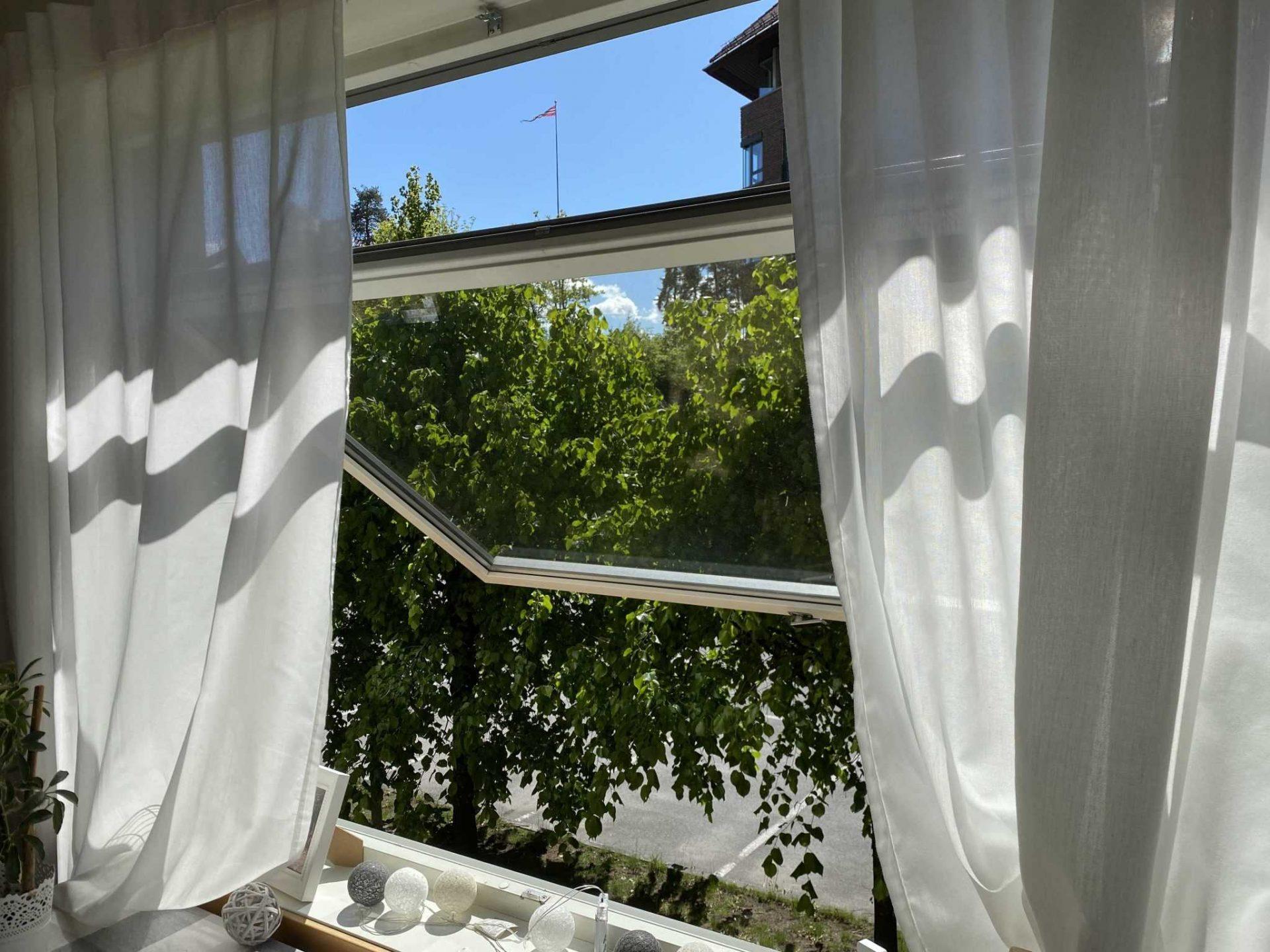 norweskie okna