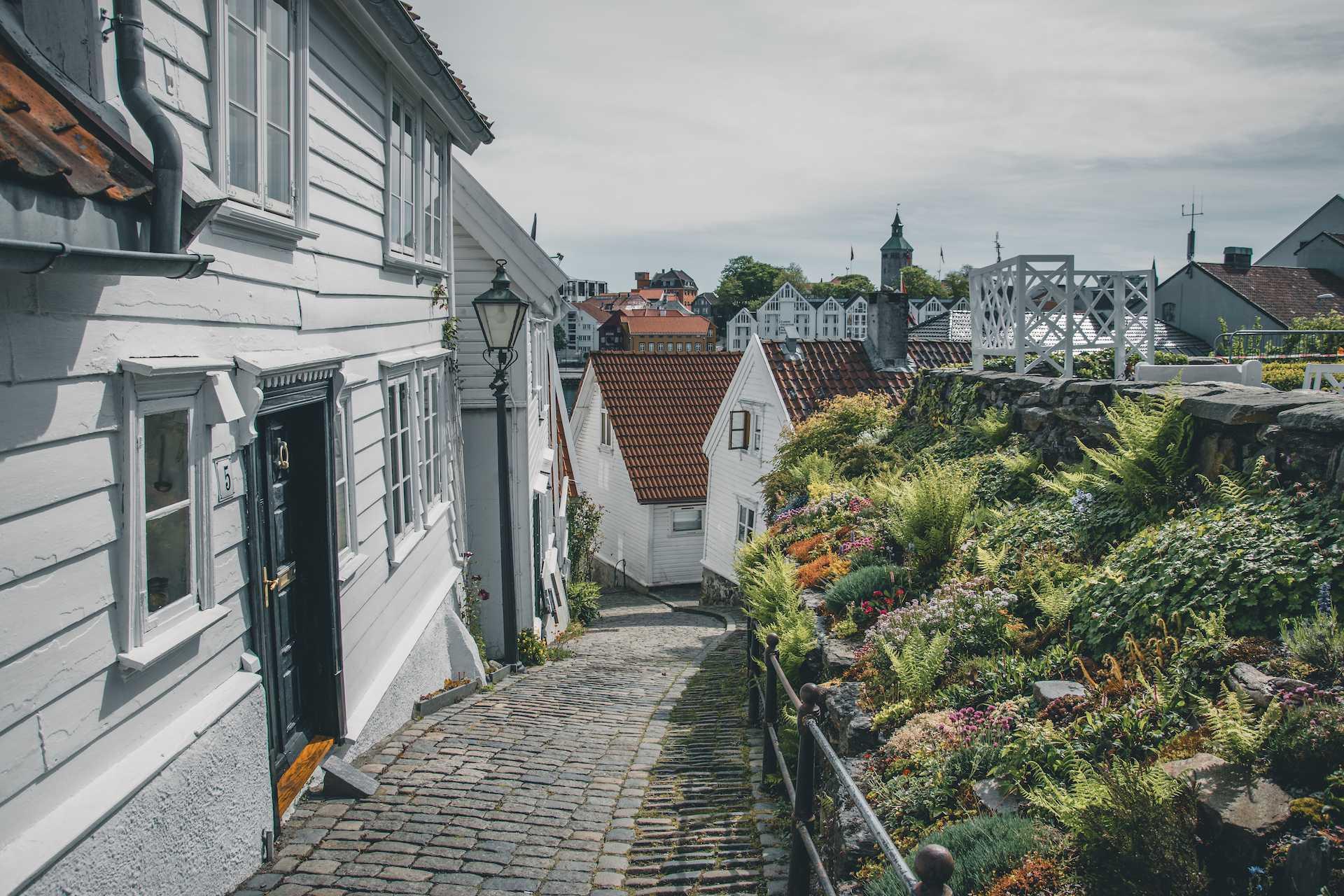 Wynajem mieszkania wNorwegii