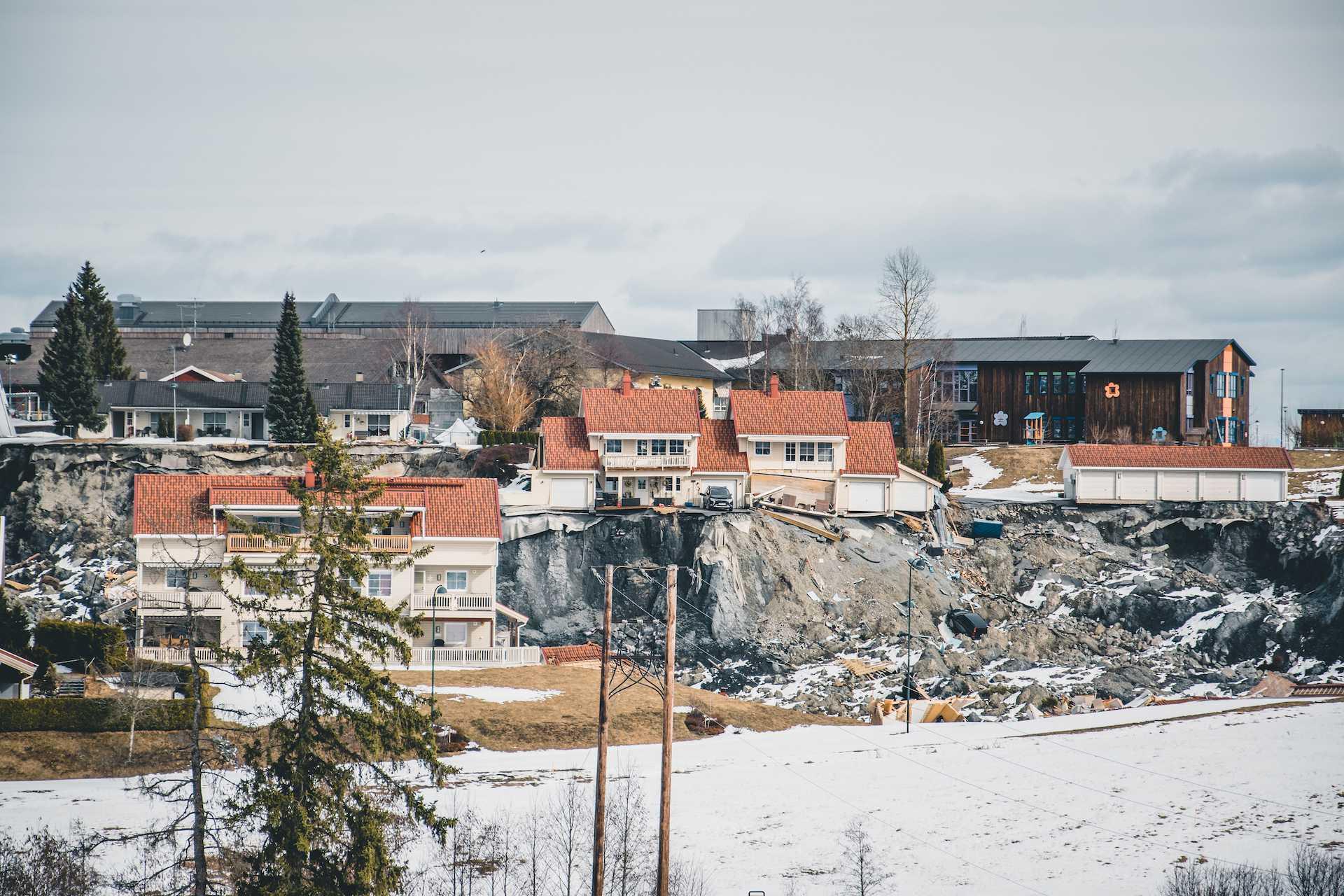 katastrofa wNorwegii