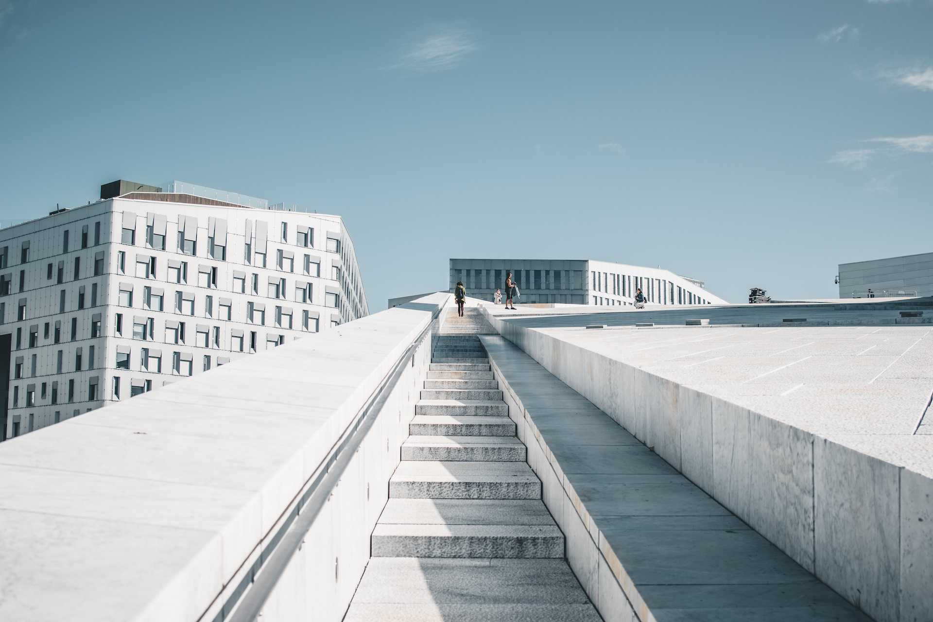 architektura Norwegia