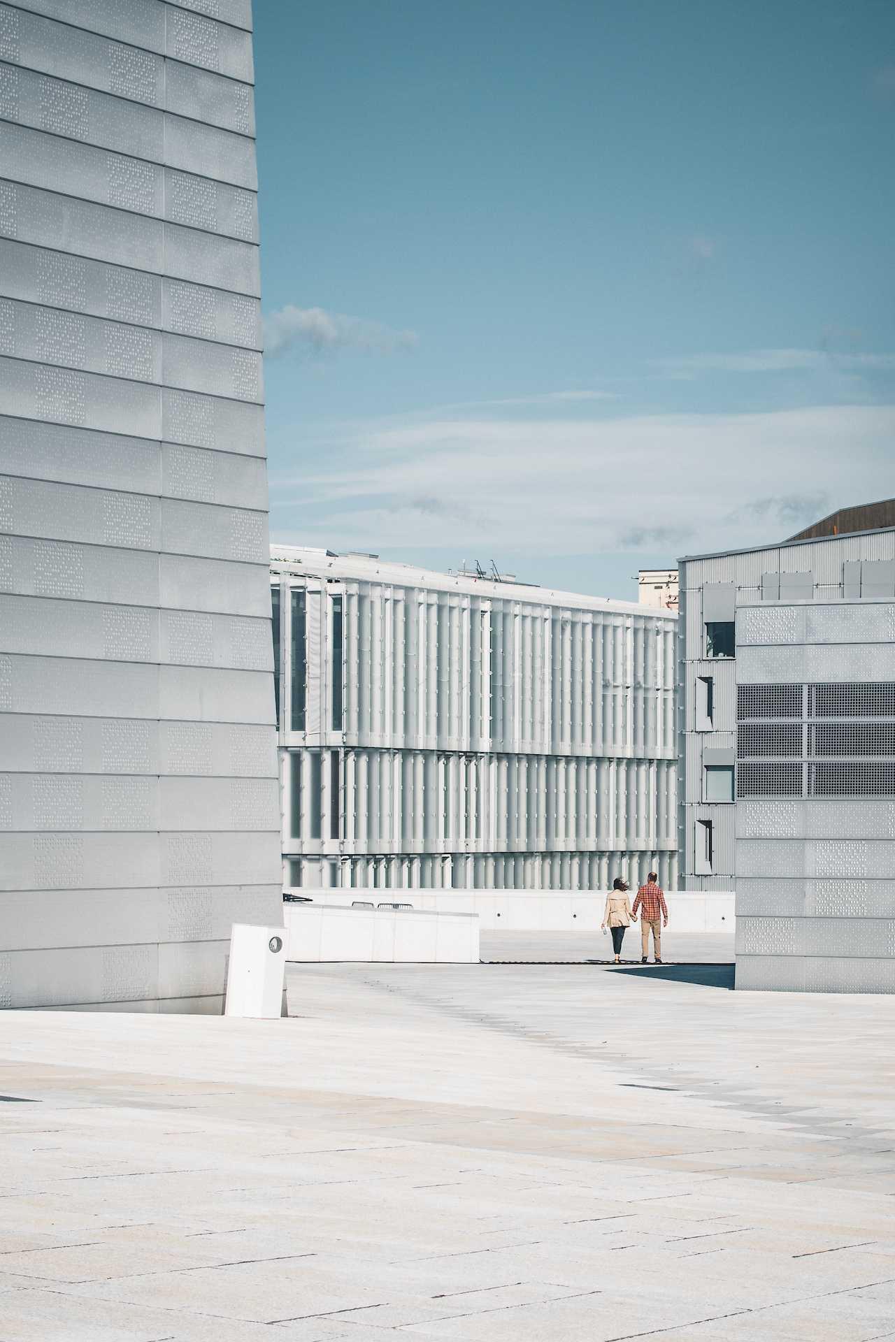 architektura Oslo