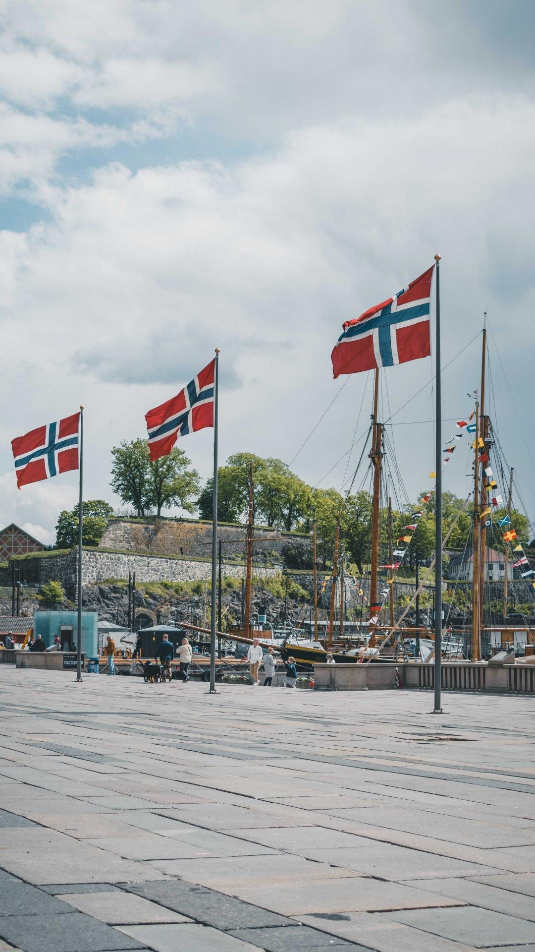 norweskie zwyczaje