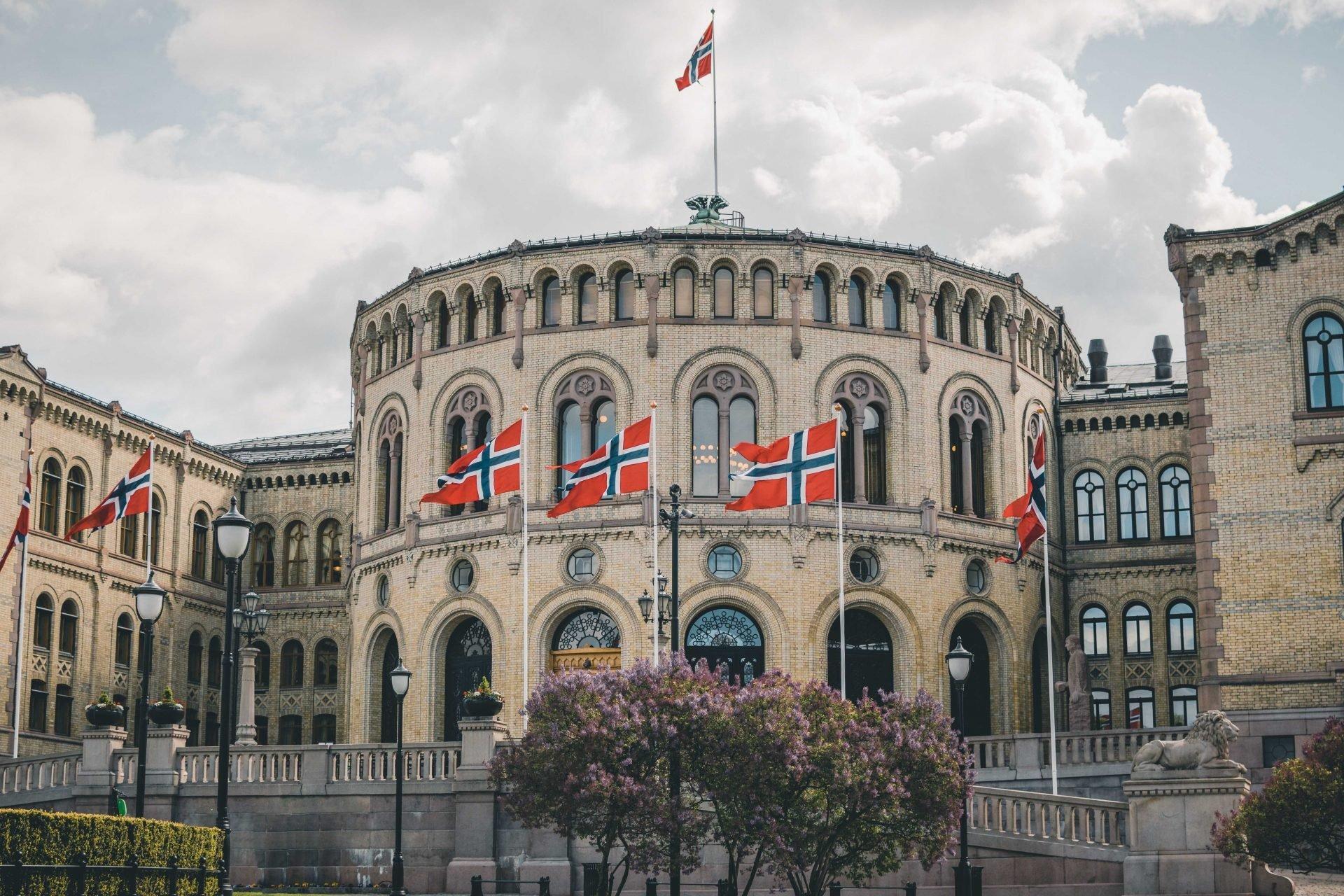 parlament norweski